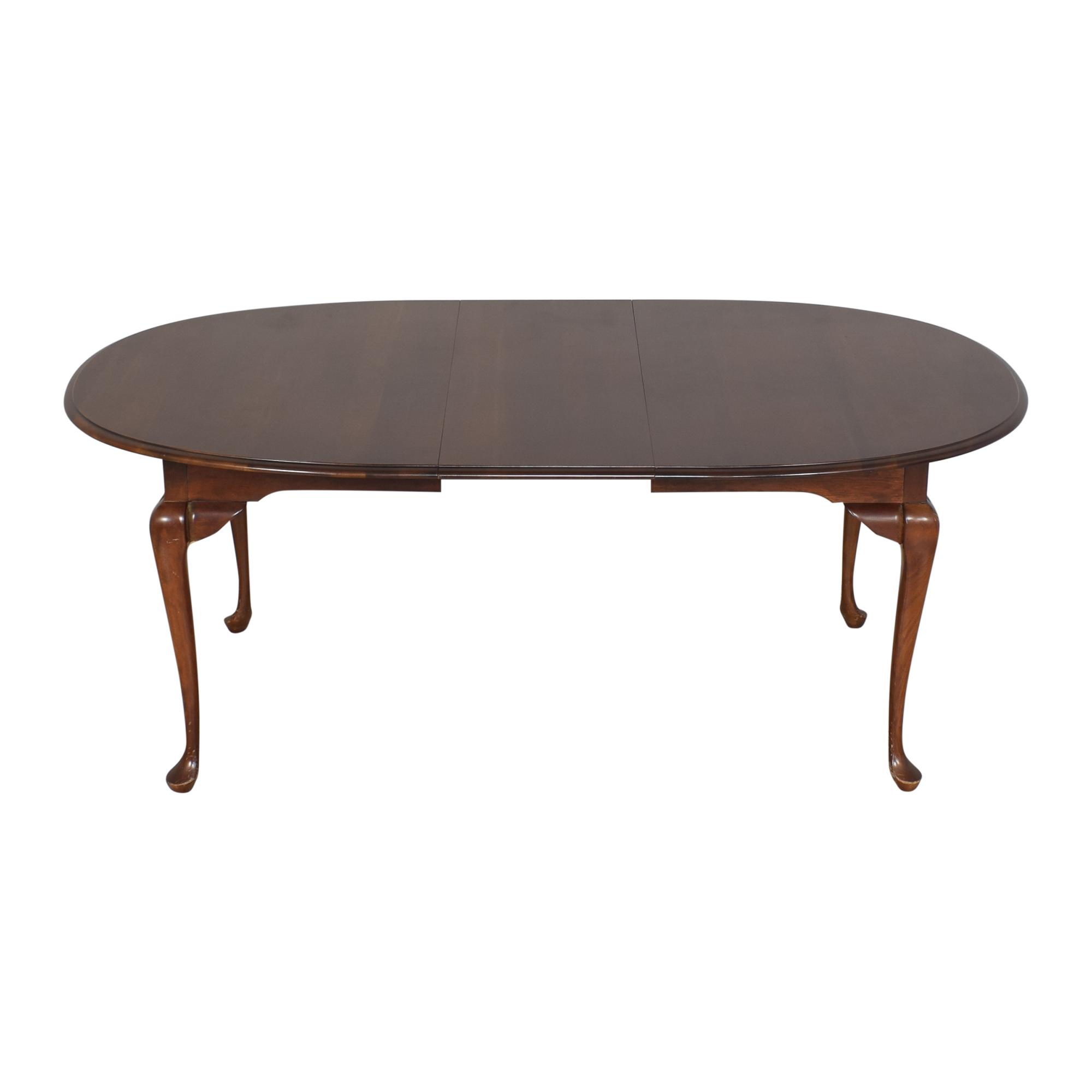 Drexel Heritage Drexel Heritage Queen Anne Dining Table nj