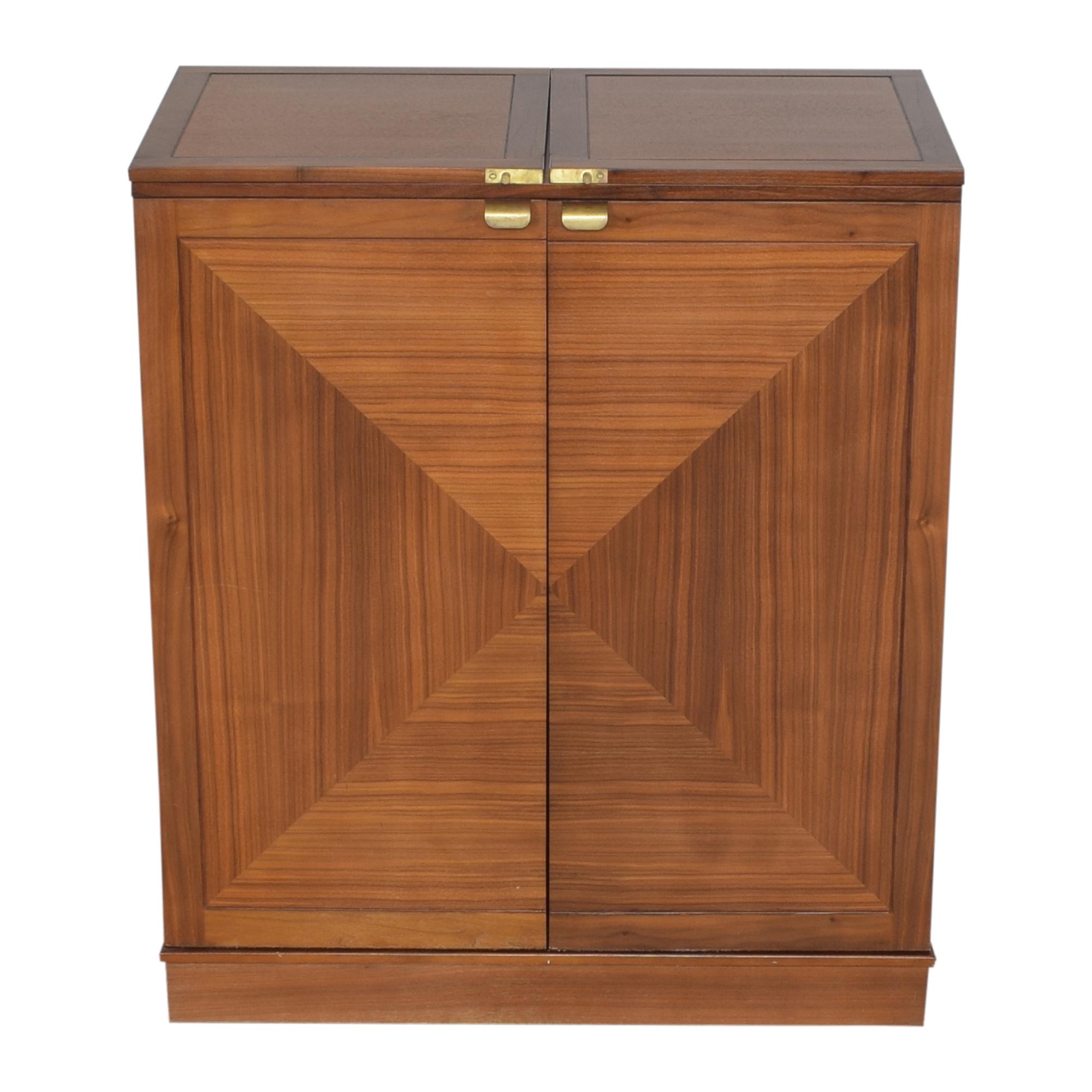Crate & Barrel Crate & Barrel Maxine Bar Cabinet coupon