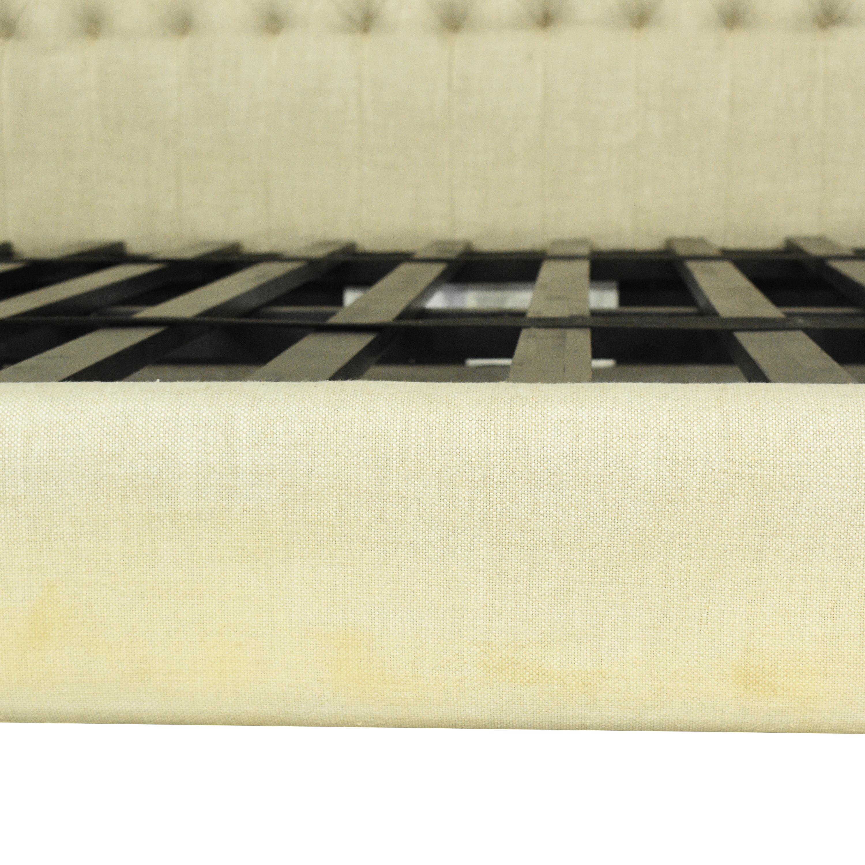 buy RH Baby & Child Devyn Tufted Queen Daybed RH Baby & Child Beds