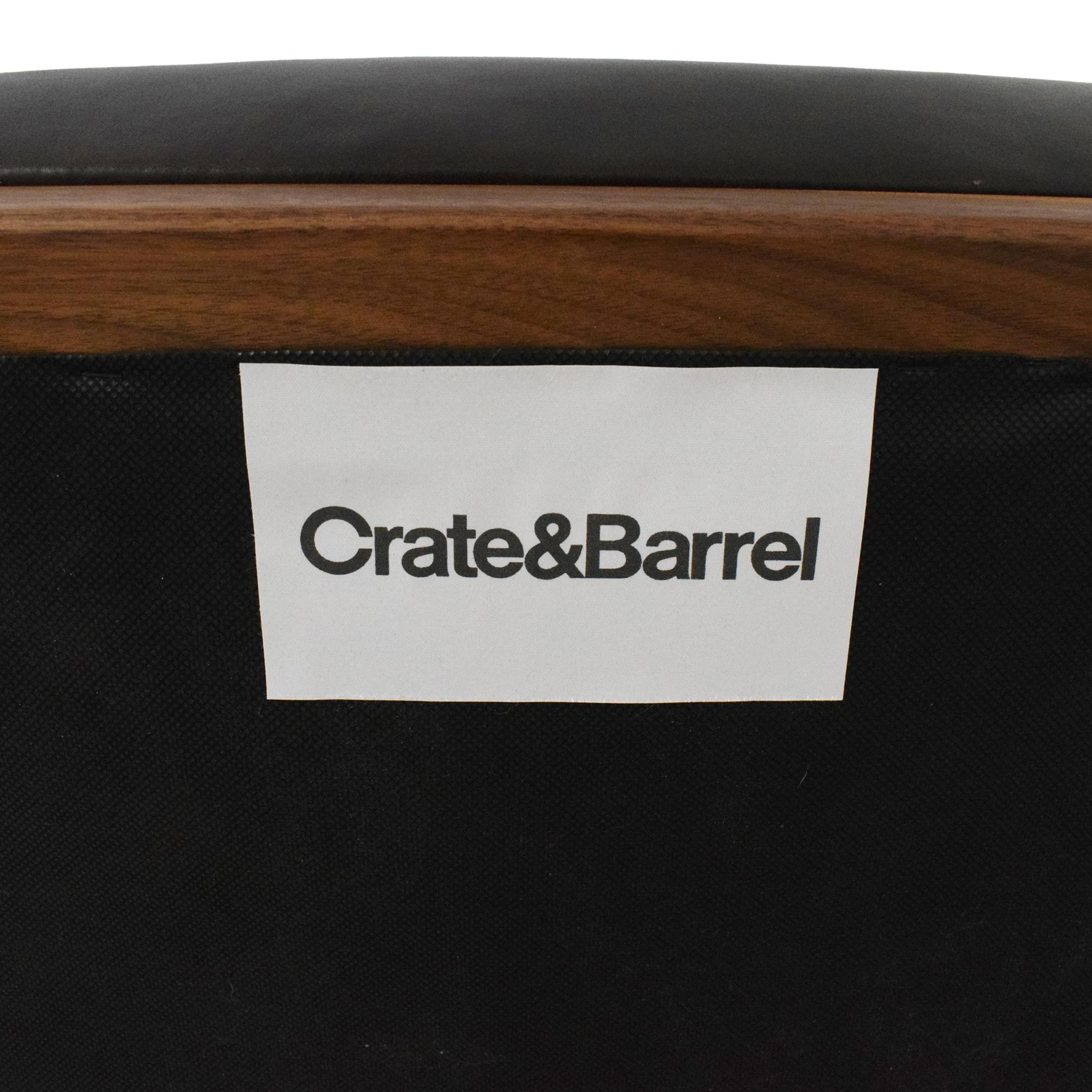 Crate & Barrel Crate & Barrel Cavett Upholstered Bench coupon