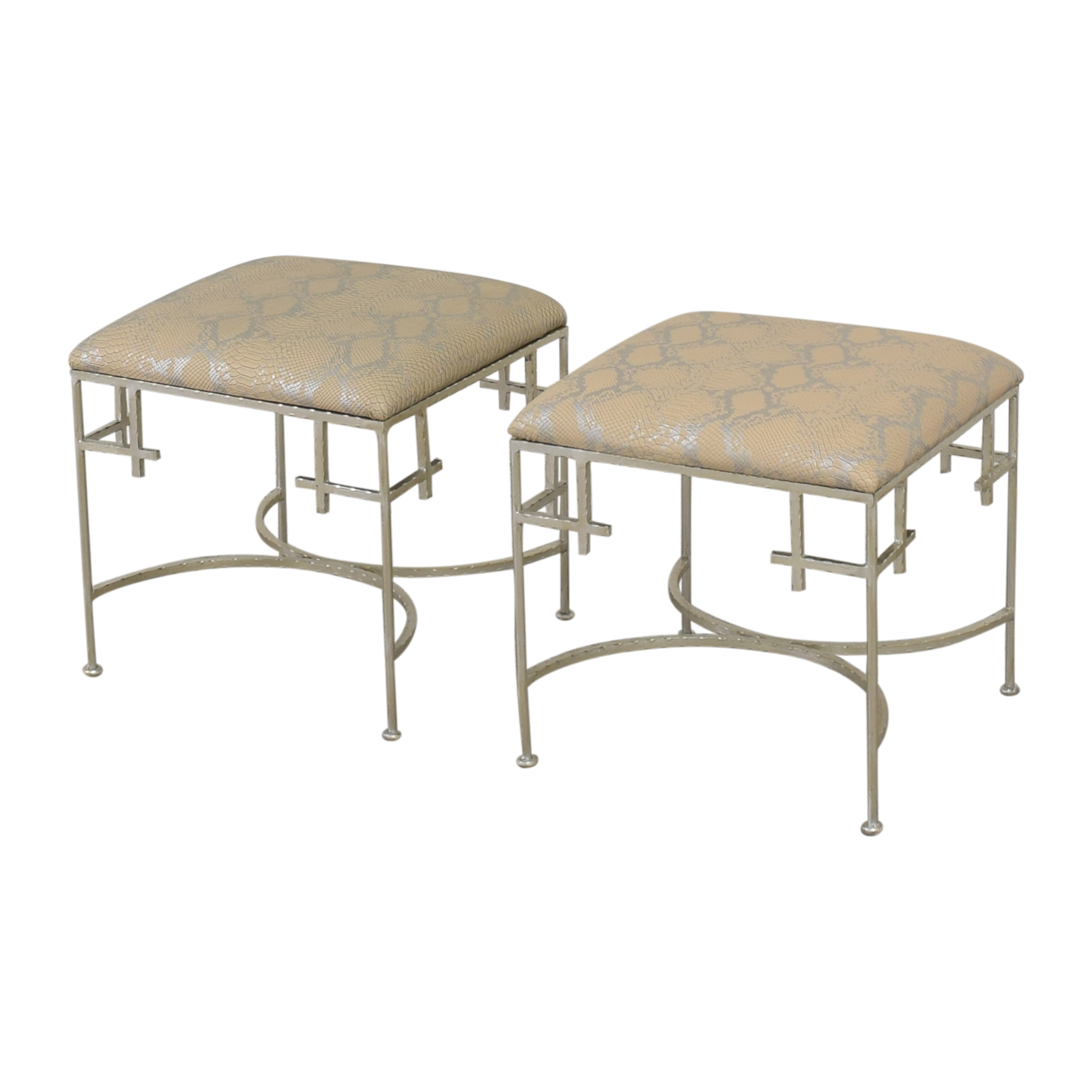Worlds Away Worlds Away Lolita Stools for sale