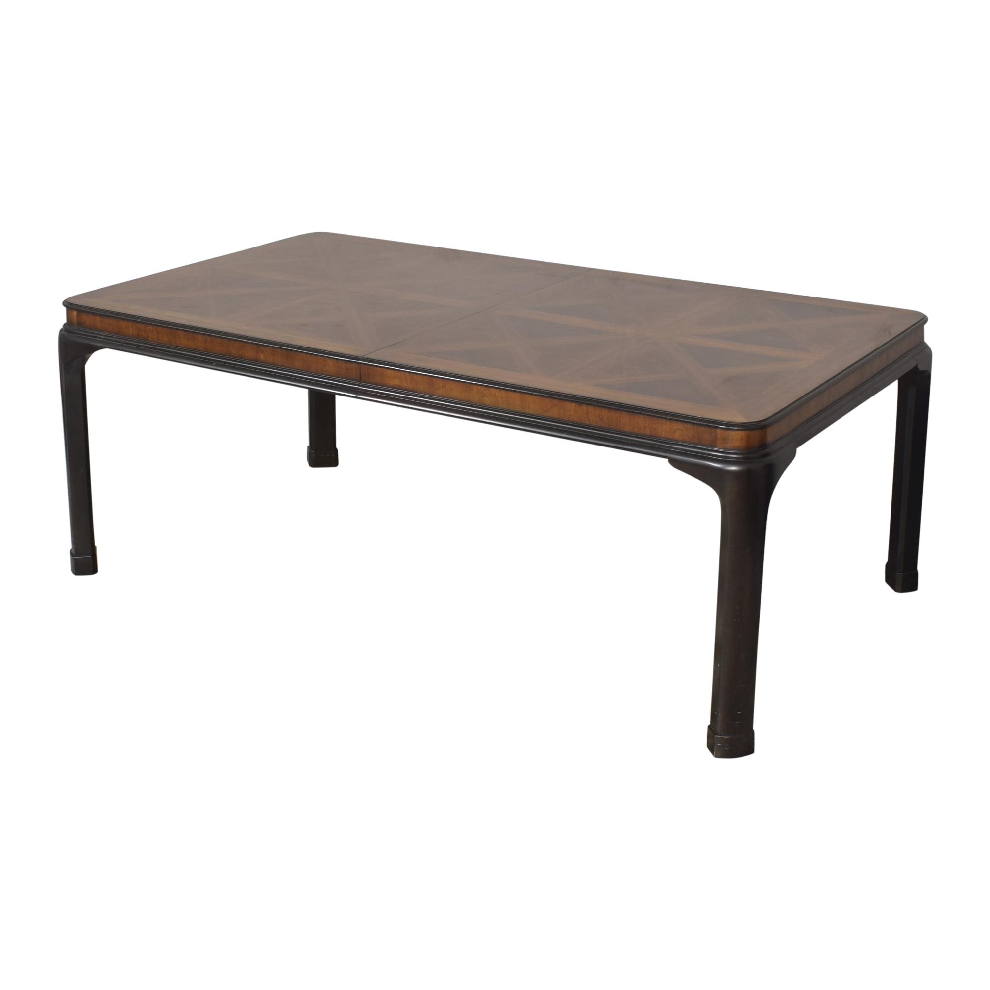 Drexel Heritage Drexel Heritage Connoisseur Dining Table for sale
