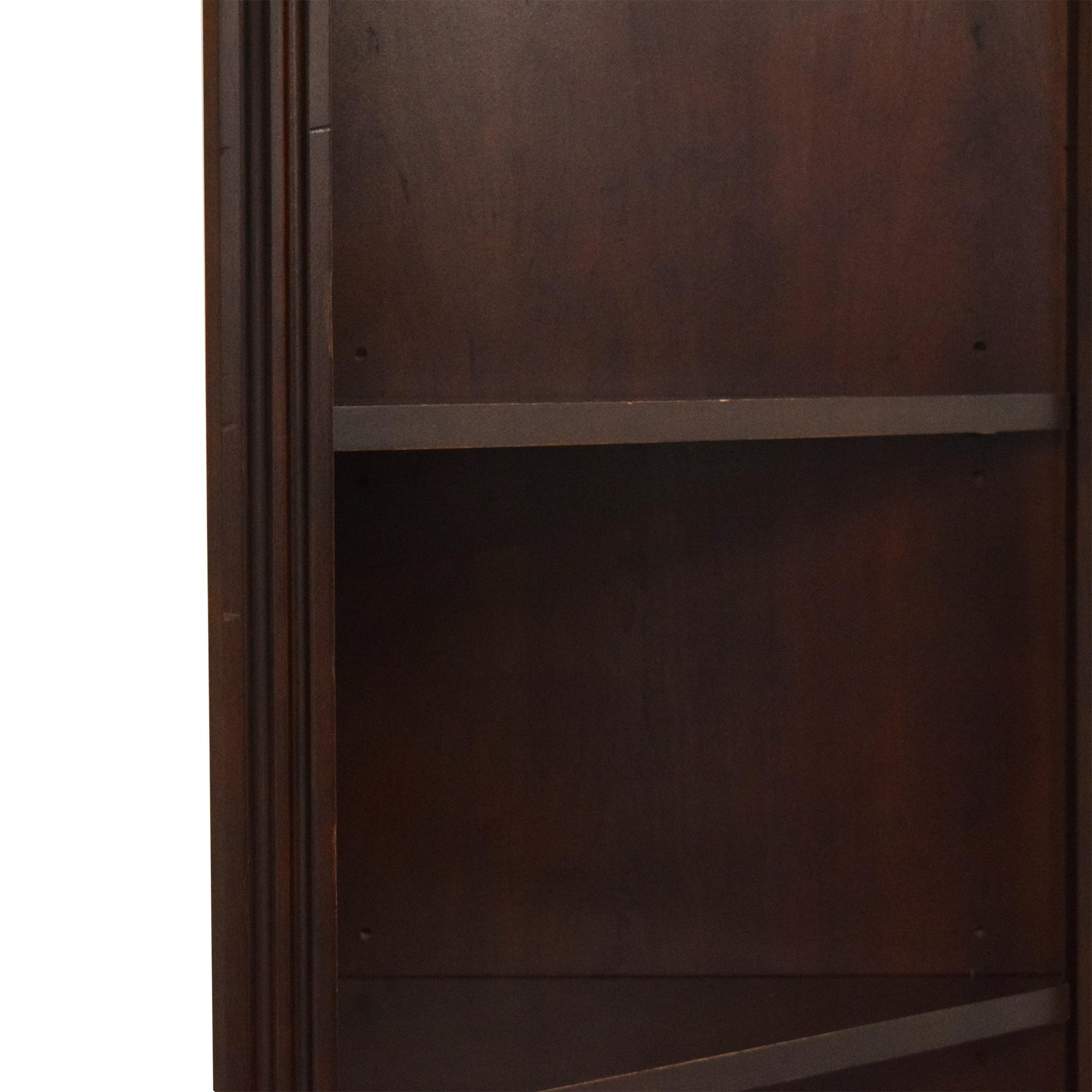buy Drexel Heritage Corner Bookcase Drexel Heritage Bookcases & Shelving