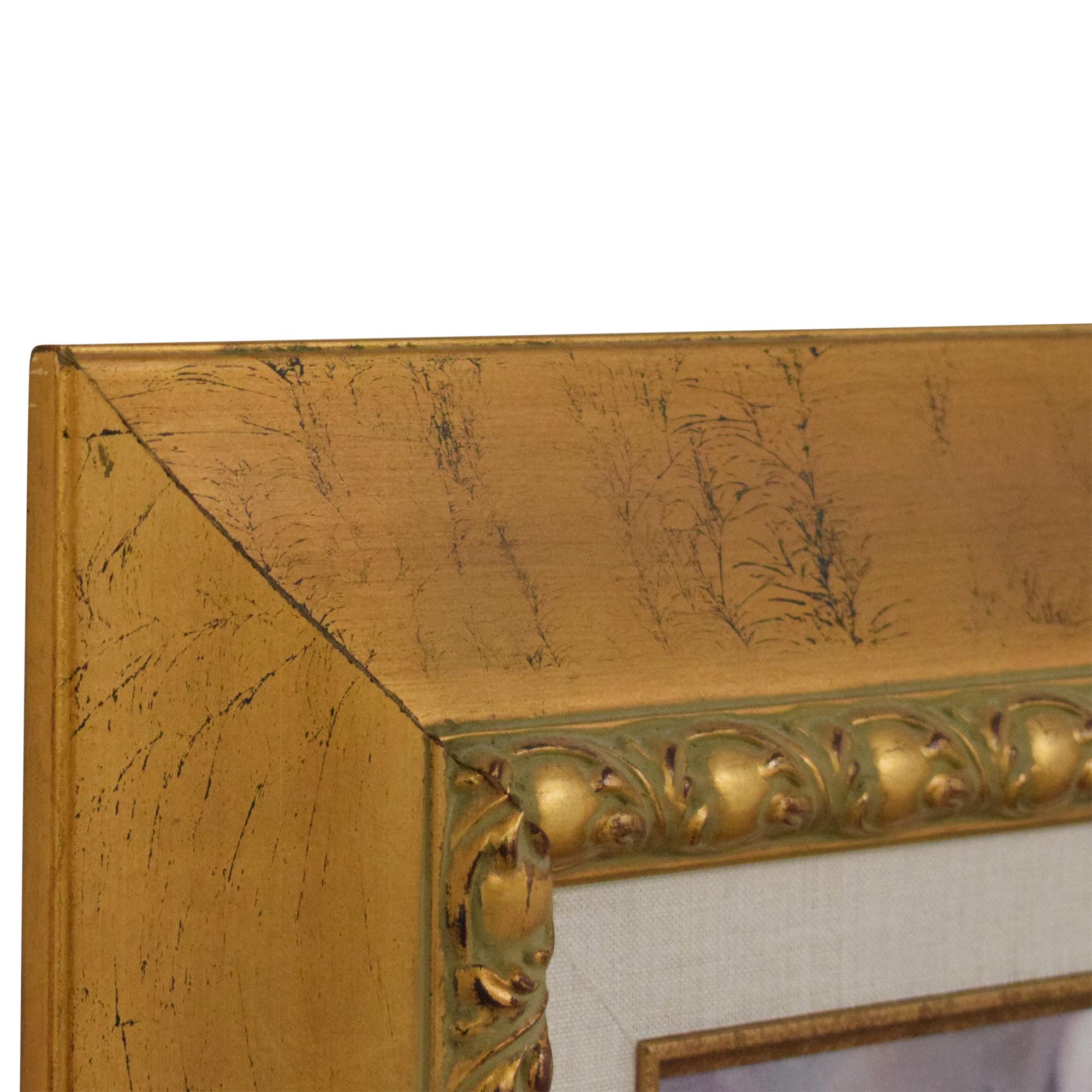 Ethan Allen Ethan Allen Framed Wall Art second hand