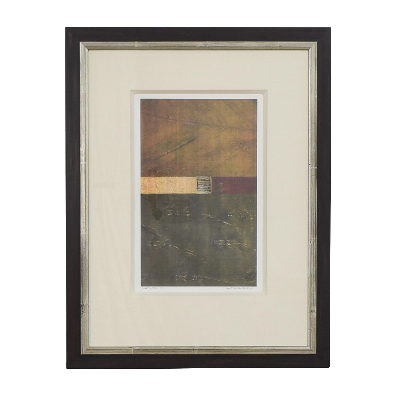 buy Ethan Allen Framed Wall Art Ethan Allen Decor