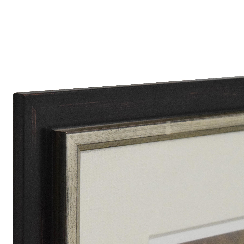 Ethan Allen Ethan Allen Framed Wall Art coupon