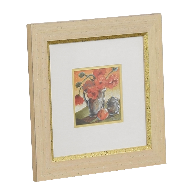 Ethan Allen Ethan Allen Framed Wall Art on sale