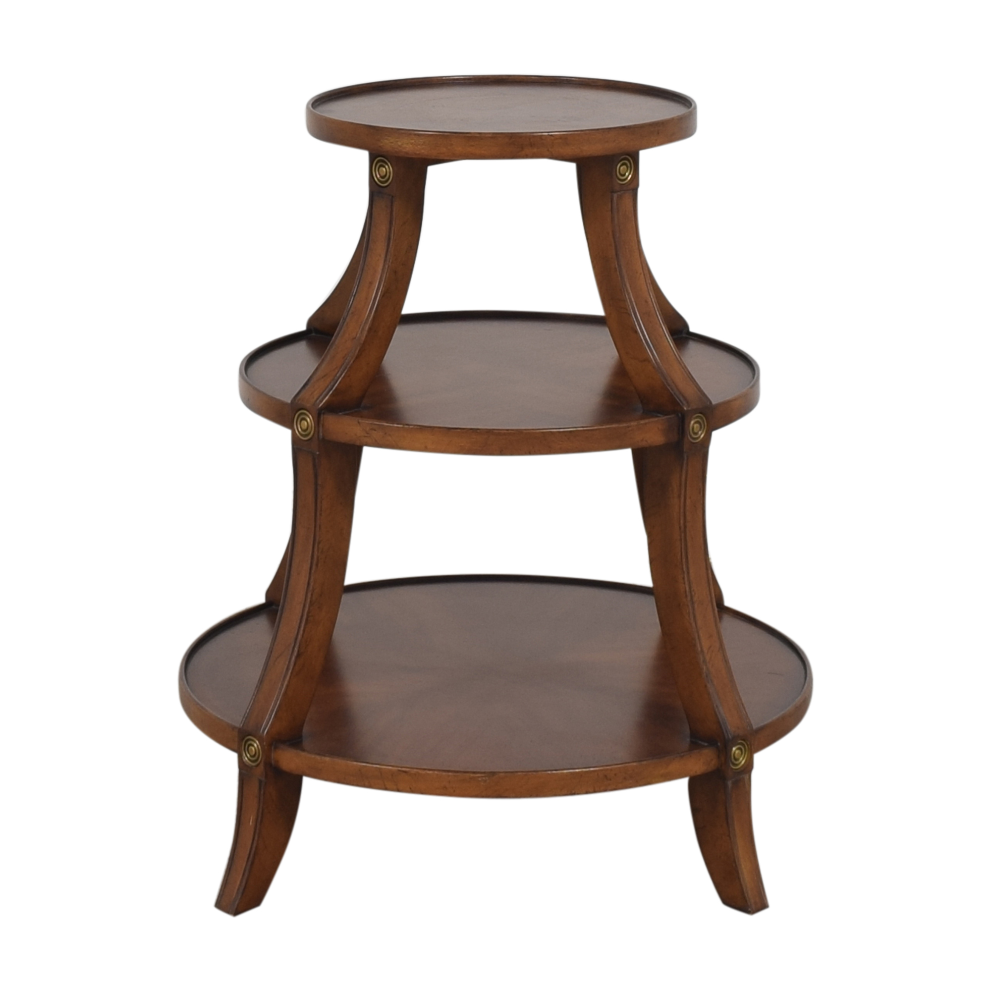 Ethan Allen Ethan Allen Tiered Accent Table price