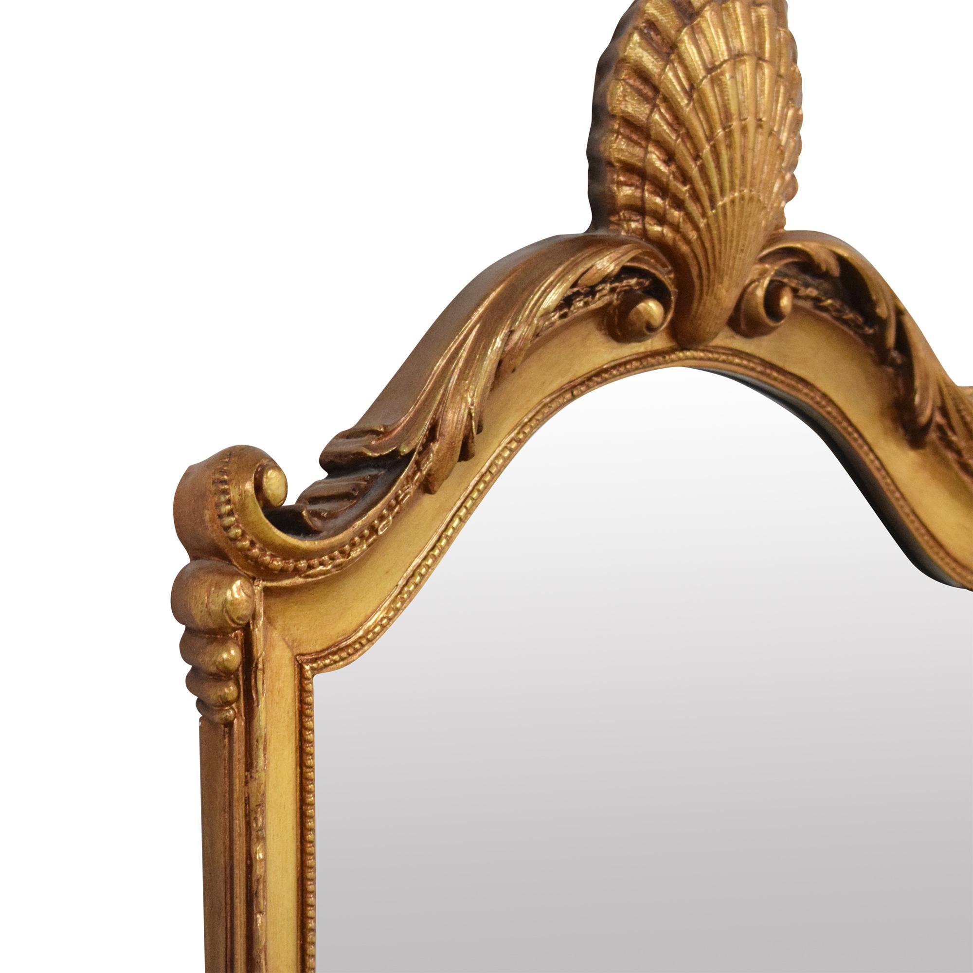 buy Ethan Allen Decorative Wall Mirror Ethan Allen Mirrors