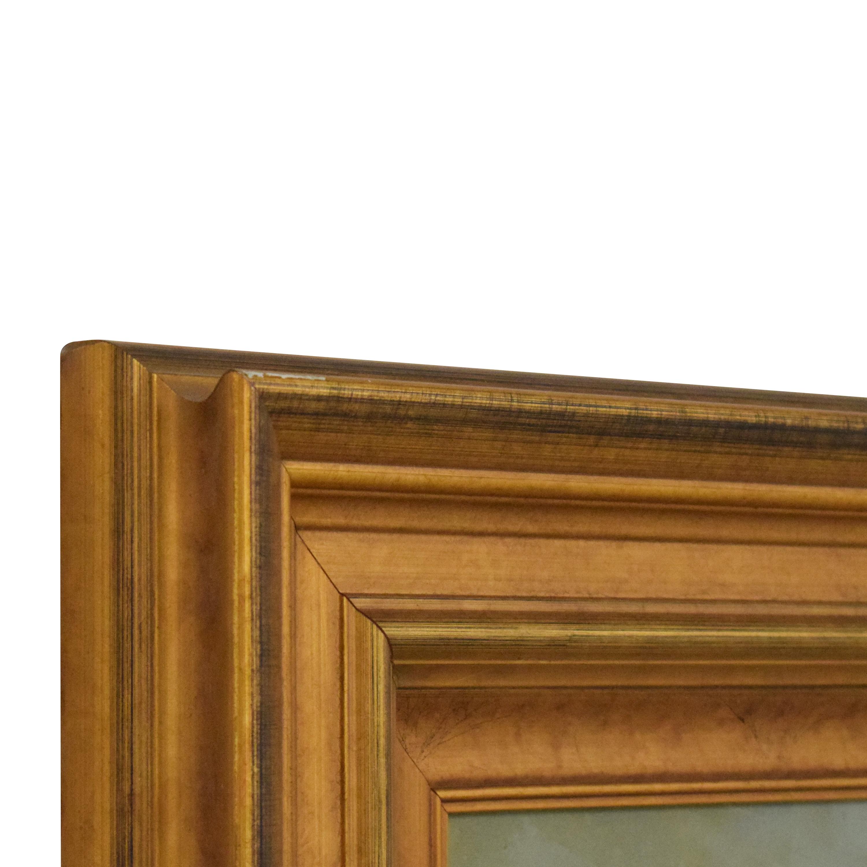 buy Ethan Allen Ethan Allen Two Hounds At Play Wall Art online