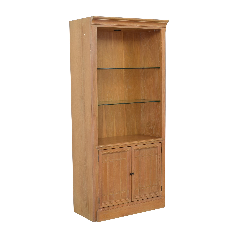 Thomasville Thomasville Bookshelf with Cabinet