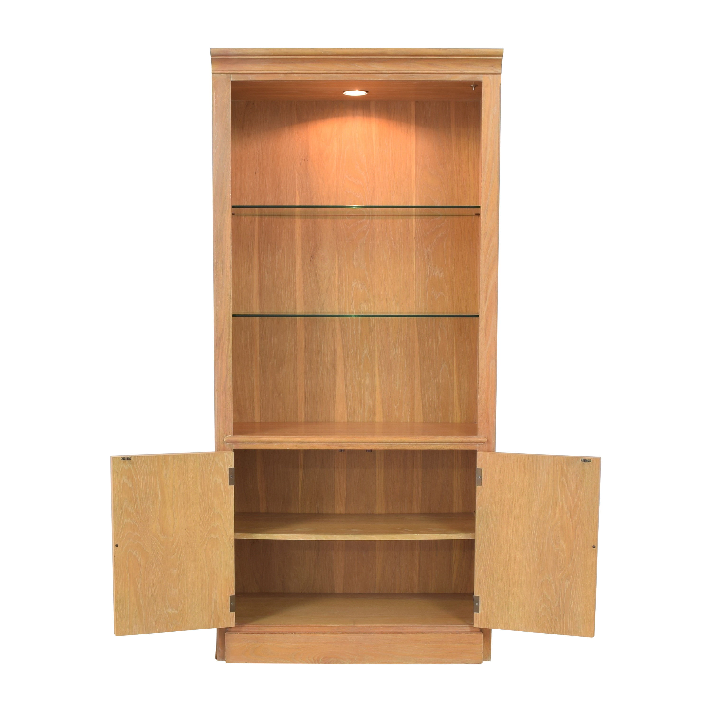 Thomasville Thomasville Bookshelf with Cabinet used