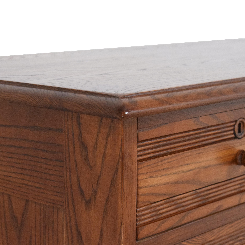 Durham Furniture Durham Furniture Seven Drawer Dresser nj