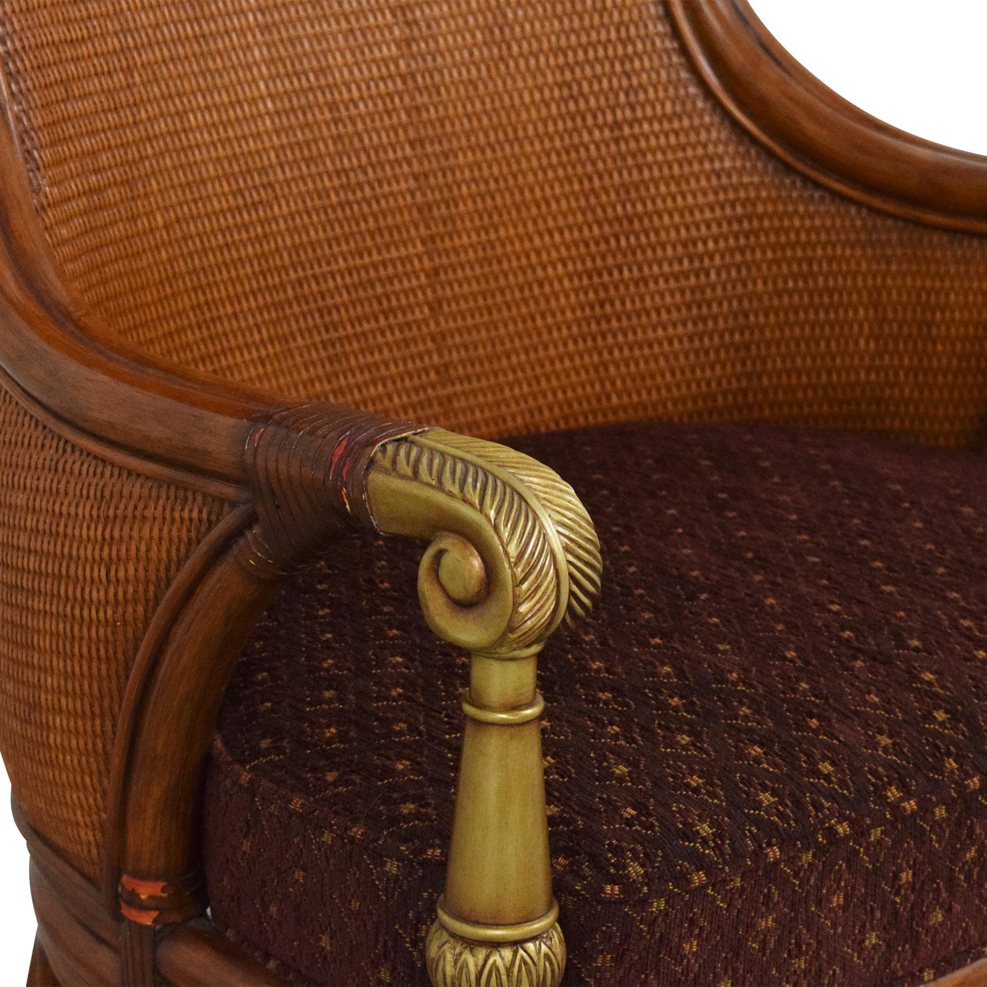 Ethan Allen Bermuda Chair / Accent Chairs