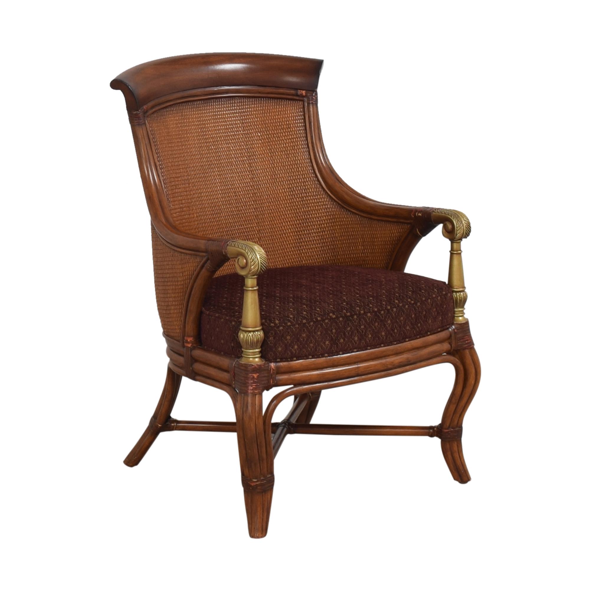 buy Ethan Allen Bermuda Chair Ethan Allen Accent Chairs