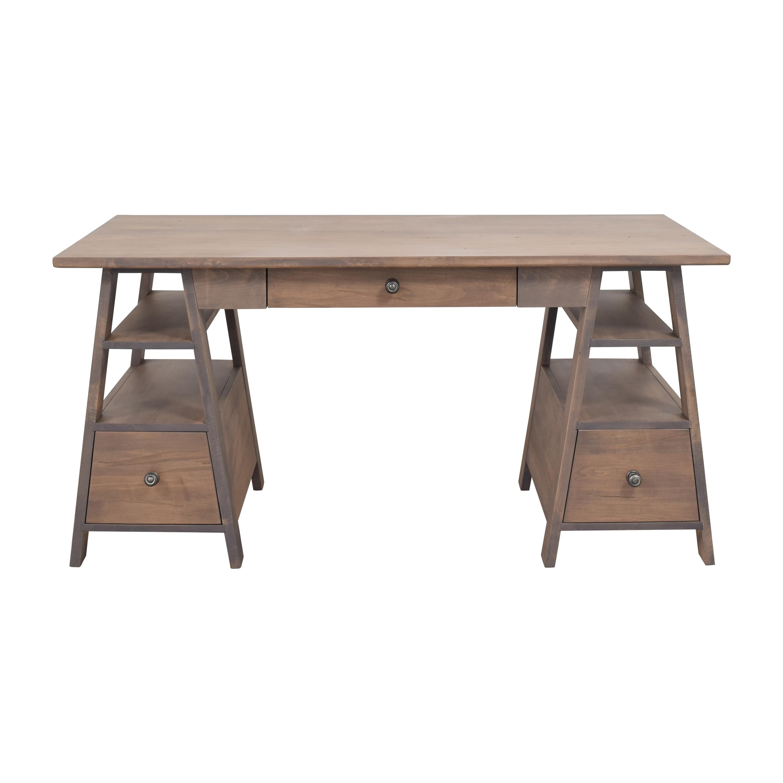 Sawhorse Desk ma