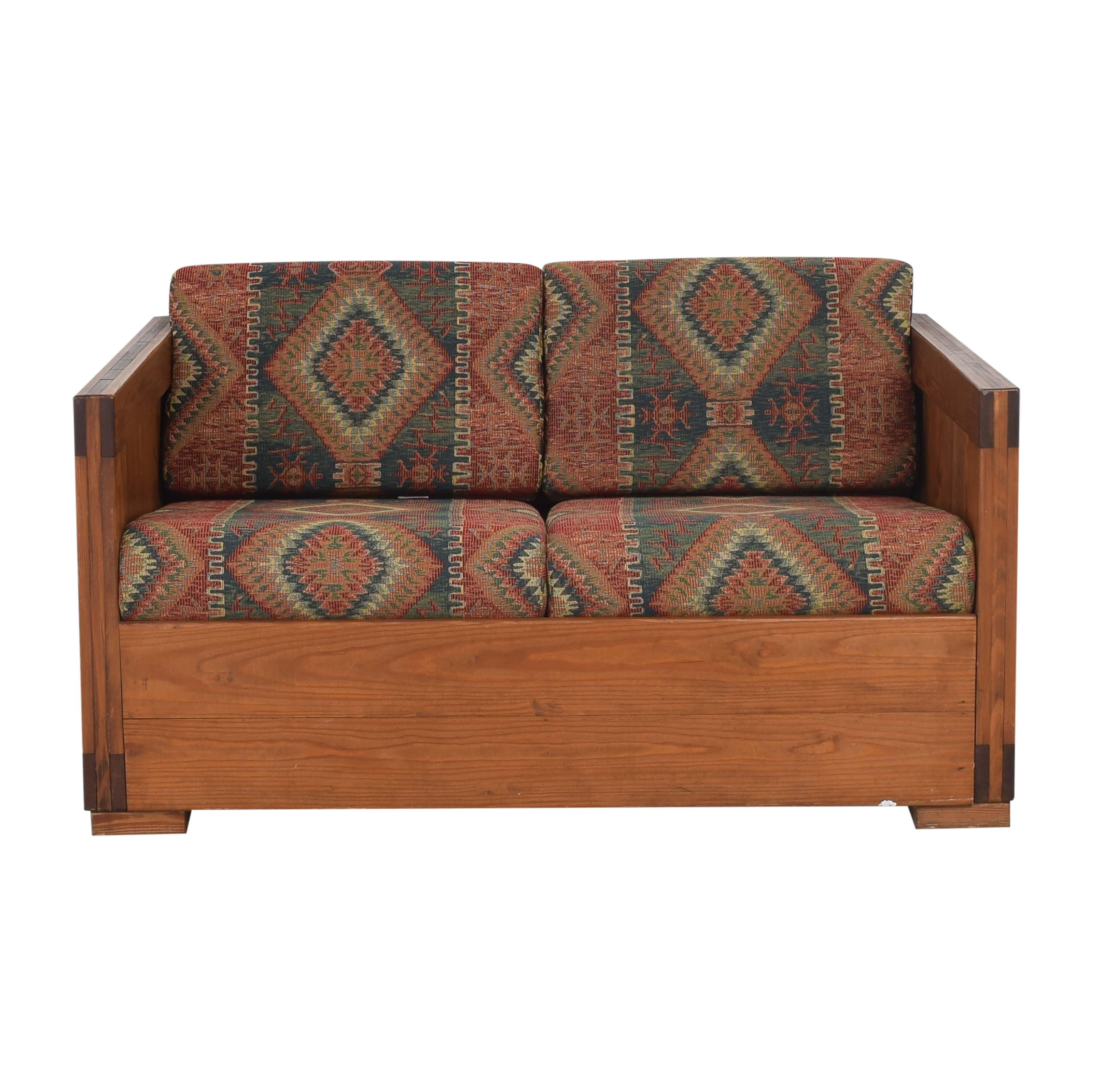 shop This End Up Classic Loveseat This End Up Sofas