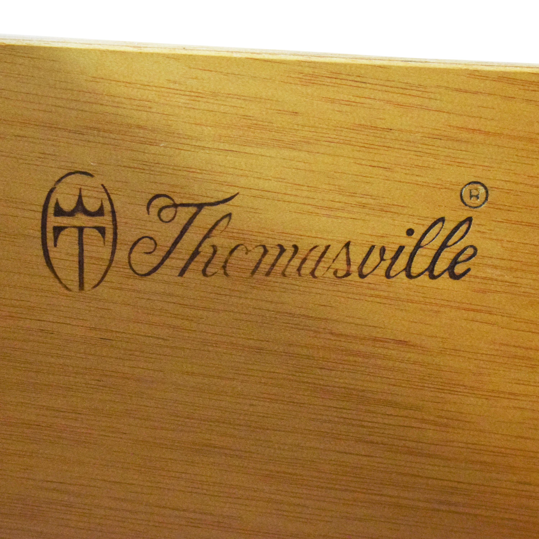 Thomasville Double Dresser with Mirror sale