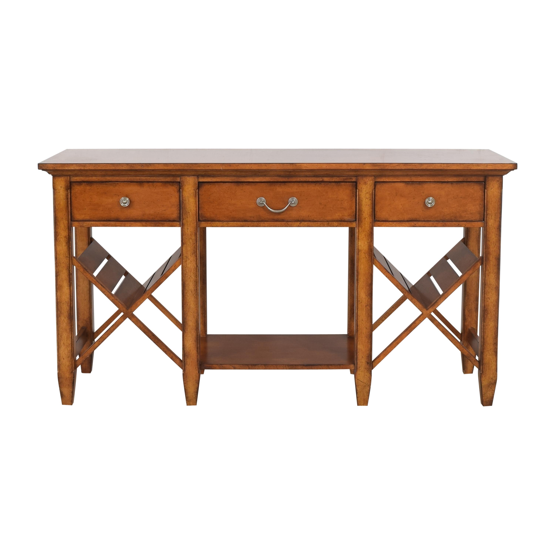 Century Furniture Century Furniture Destinations Console Table second hand