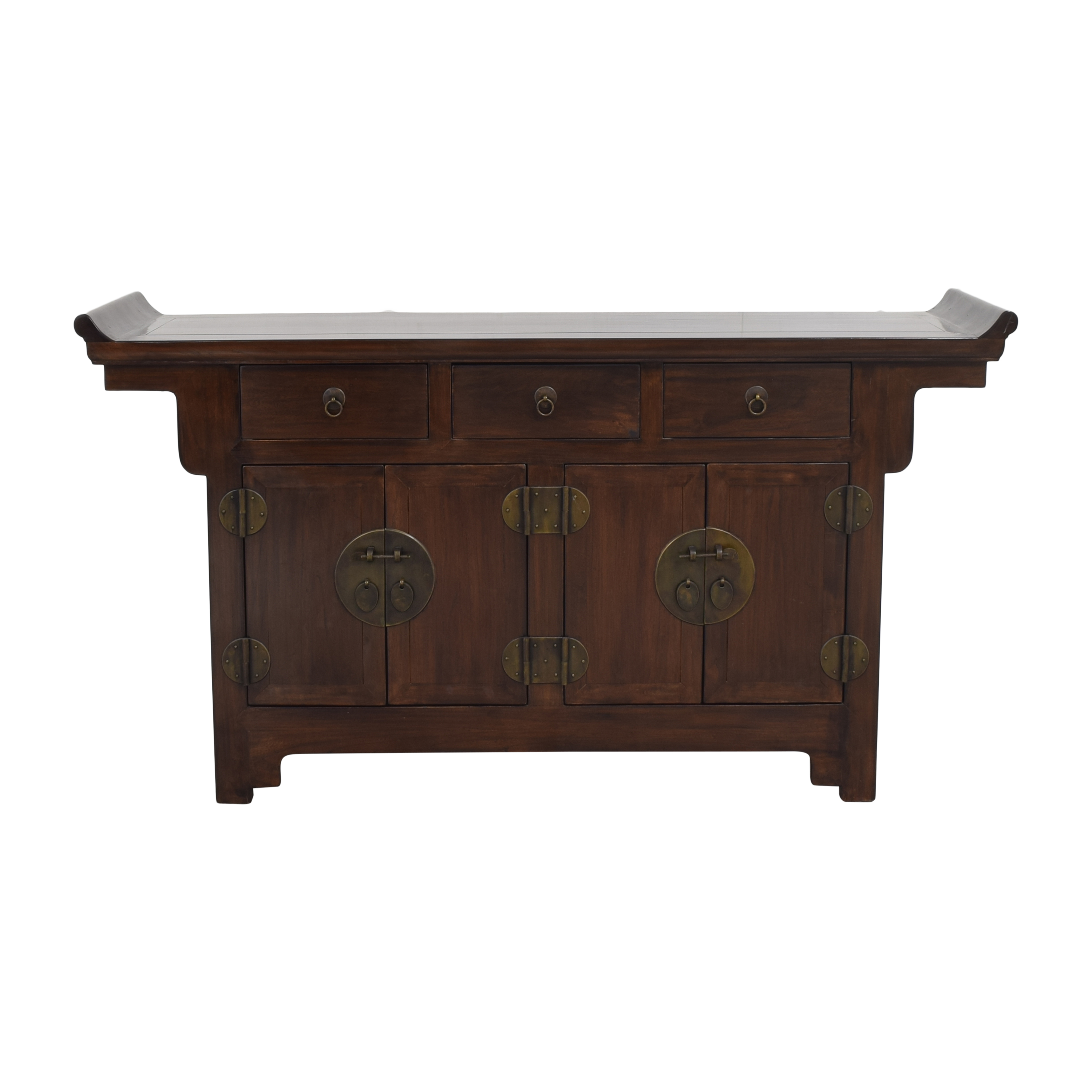 Chinoiserie Buffet Sideboard / Storage