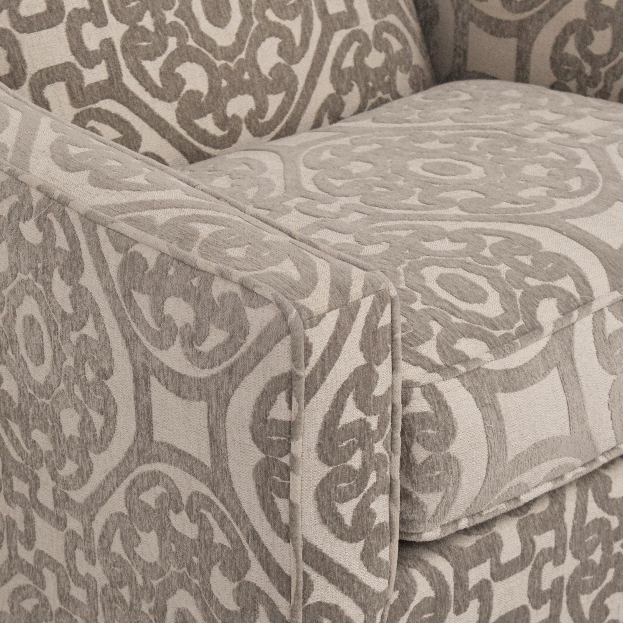 Raymour & Flanigan Raymour & Flanigan Cindy Crawford Home Calista Chair discount