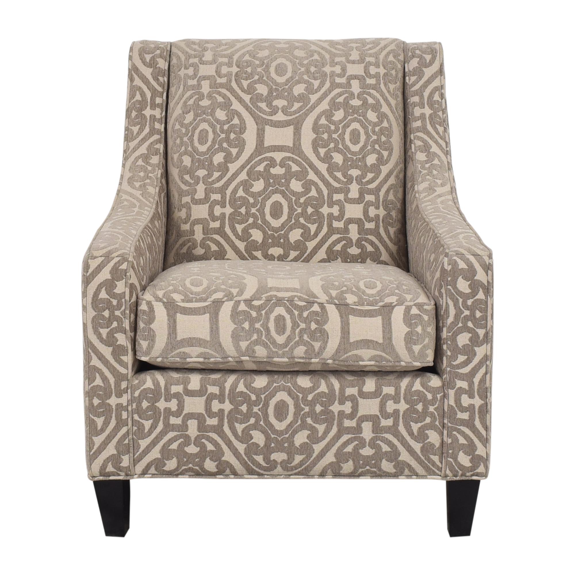 Raymour & Flanigan Raymour & Flanigan Cindy Crawford Home Calista Chair nyc