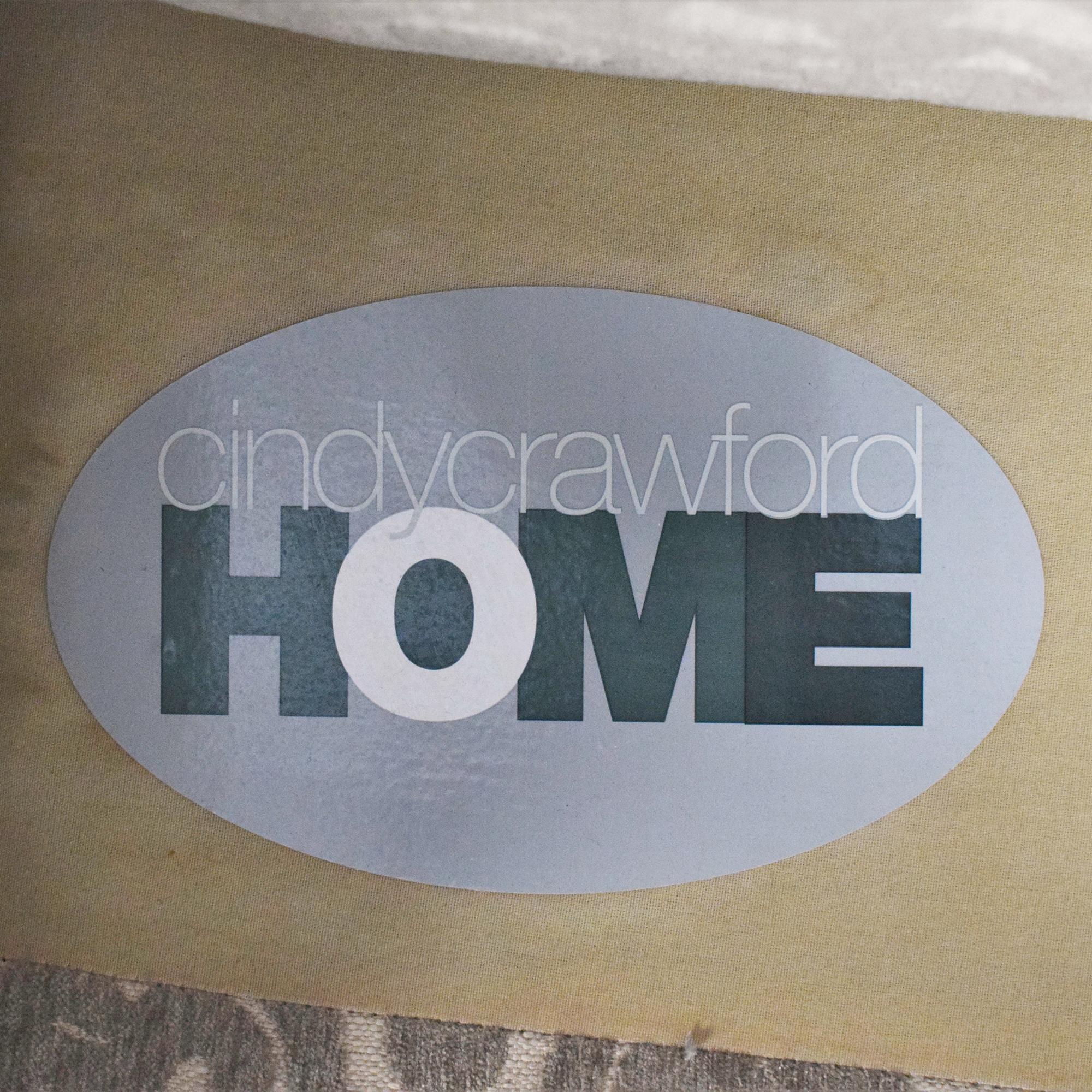 Raymour & Flanigan Raymour & Flanigan Cindy Crawford Home Calista Chair used