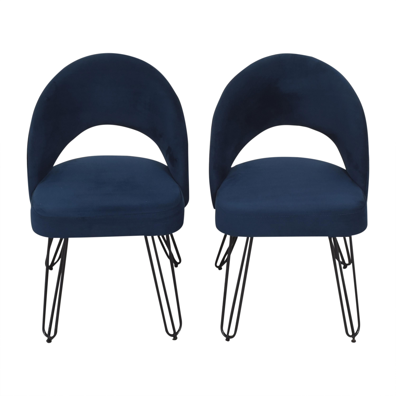 Safavieh Jora Retro Side Chairs sale