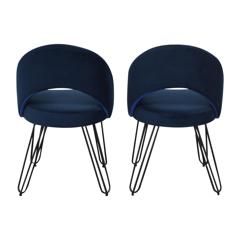 Safavieh Safavieh Jora Retro Side Chairs nyc