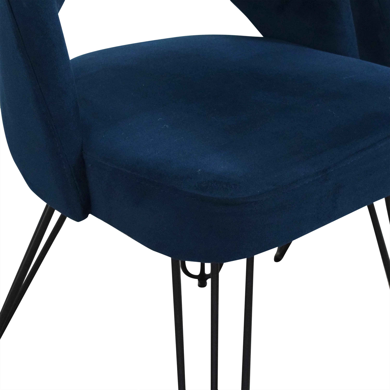 Safavieh Safavieh Jora Retro Side Chairs Chairs