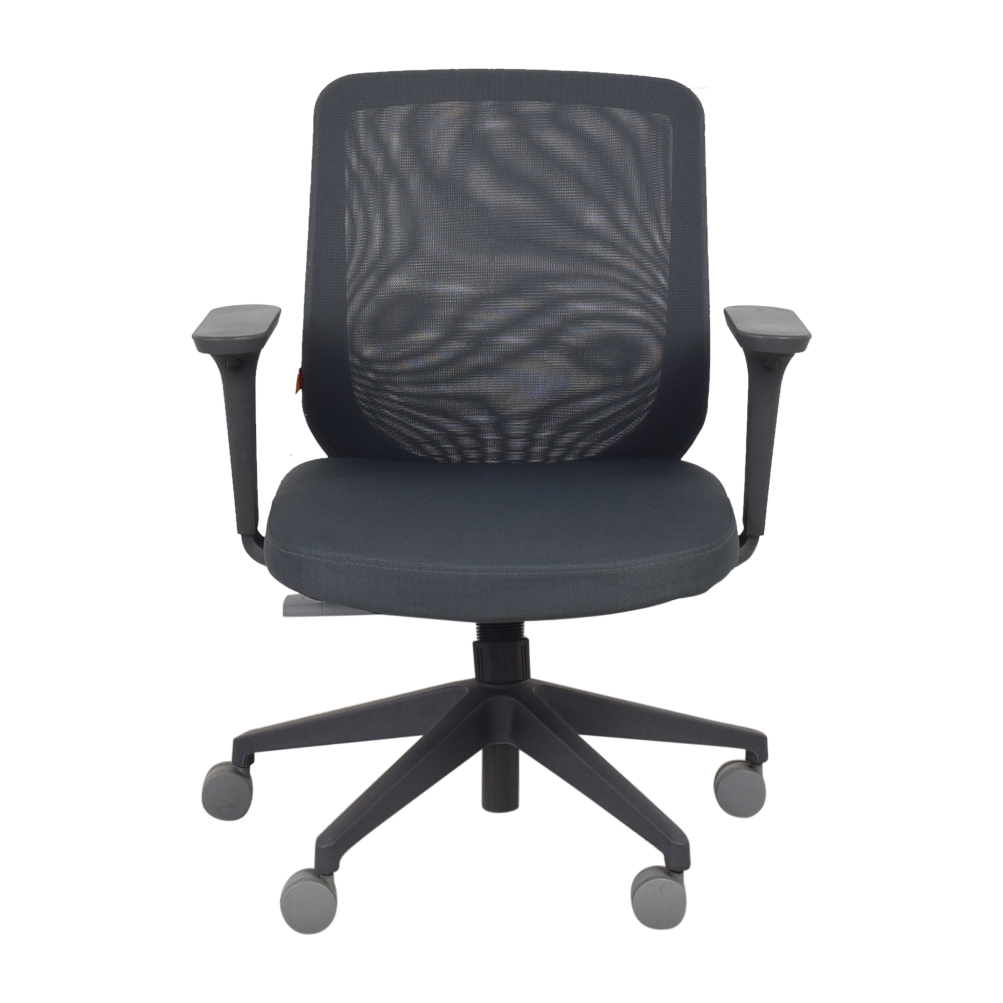 Poppin Poppin Max Task Chair dimensions