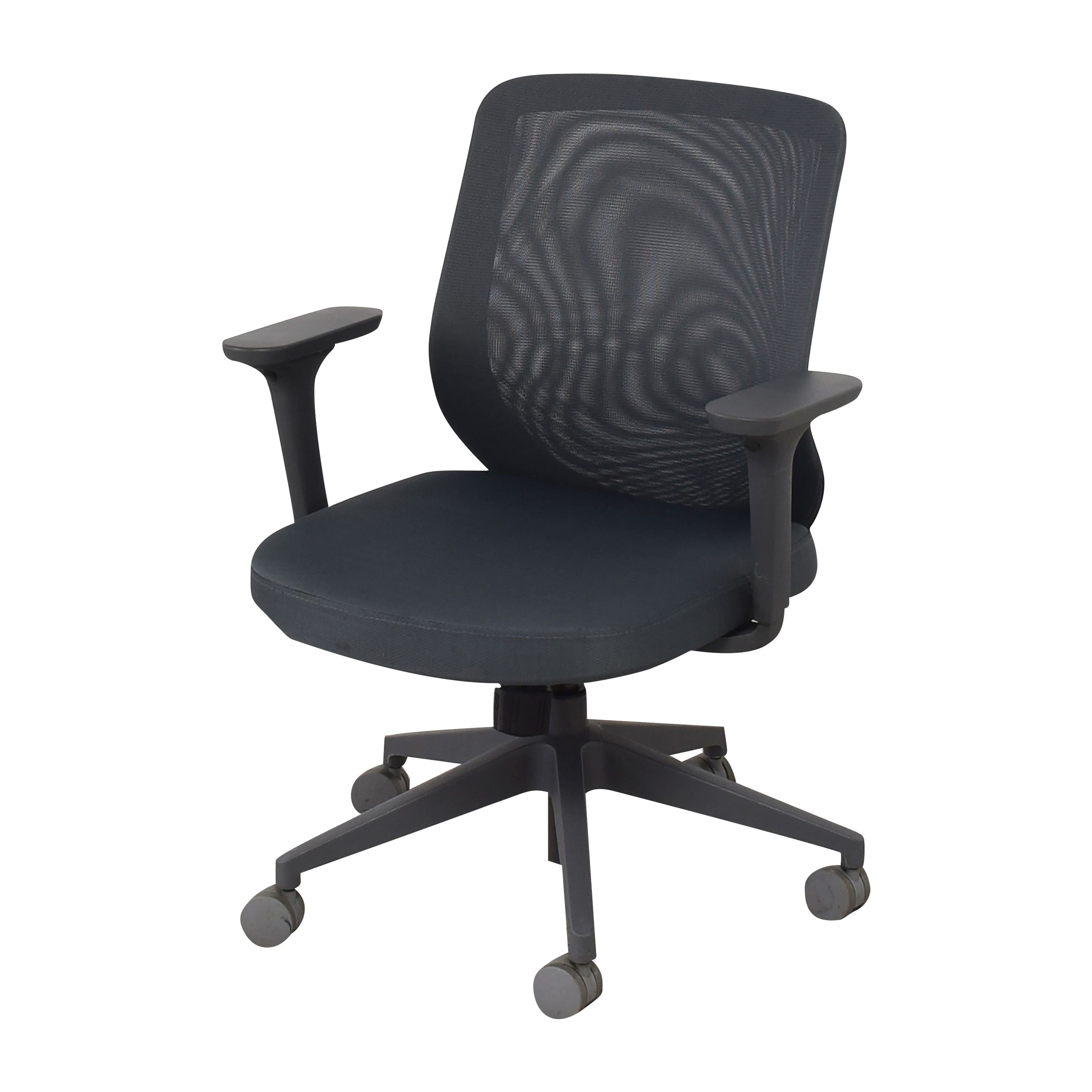 shop Poppin Max Task Chair Poppin Home Office Chairs