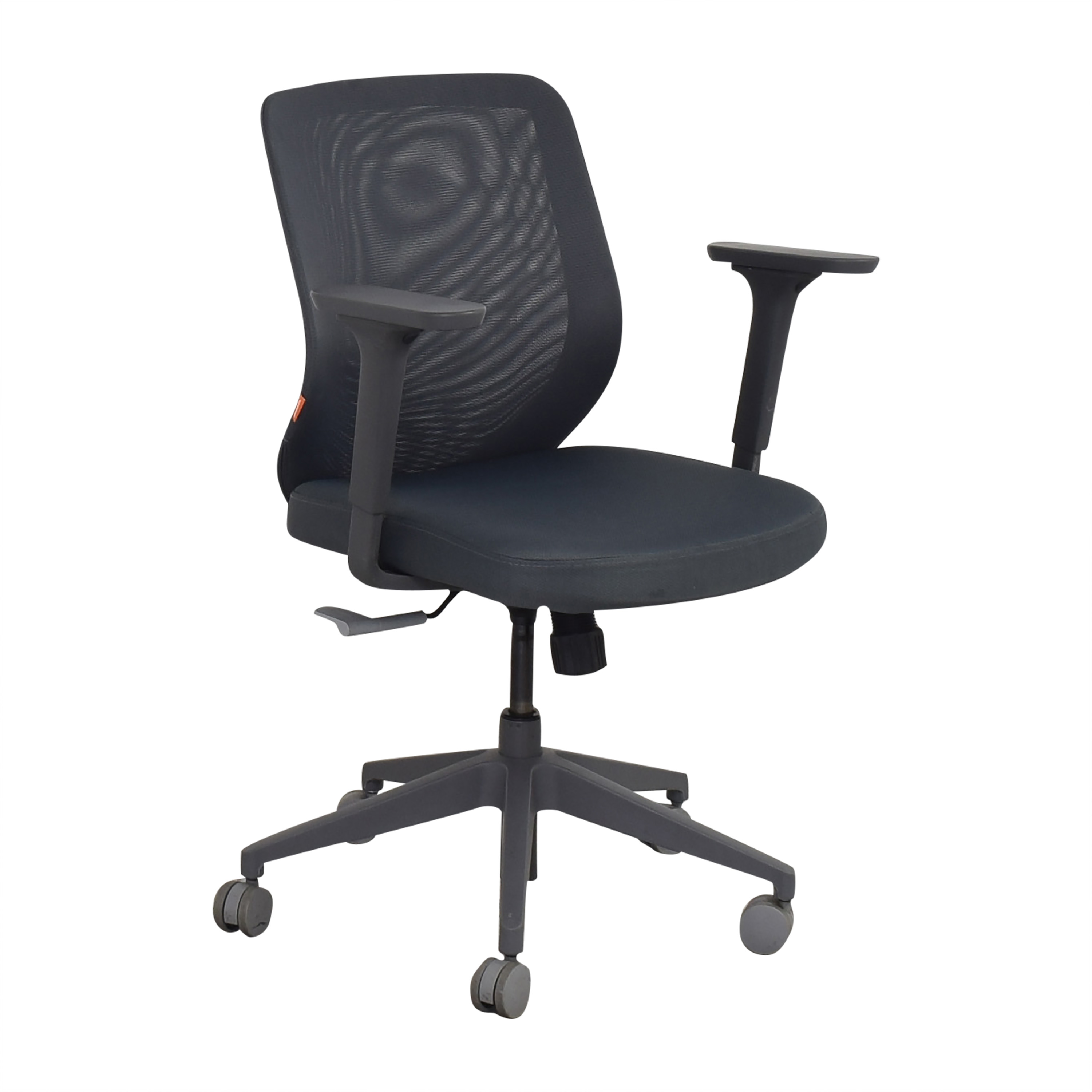 buy Poppin Max Task Chair Poppin Home Office Chairs