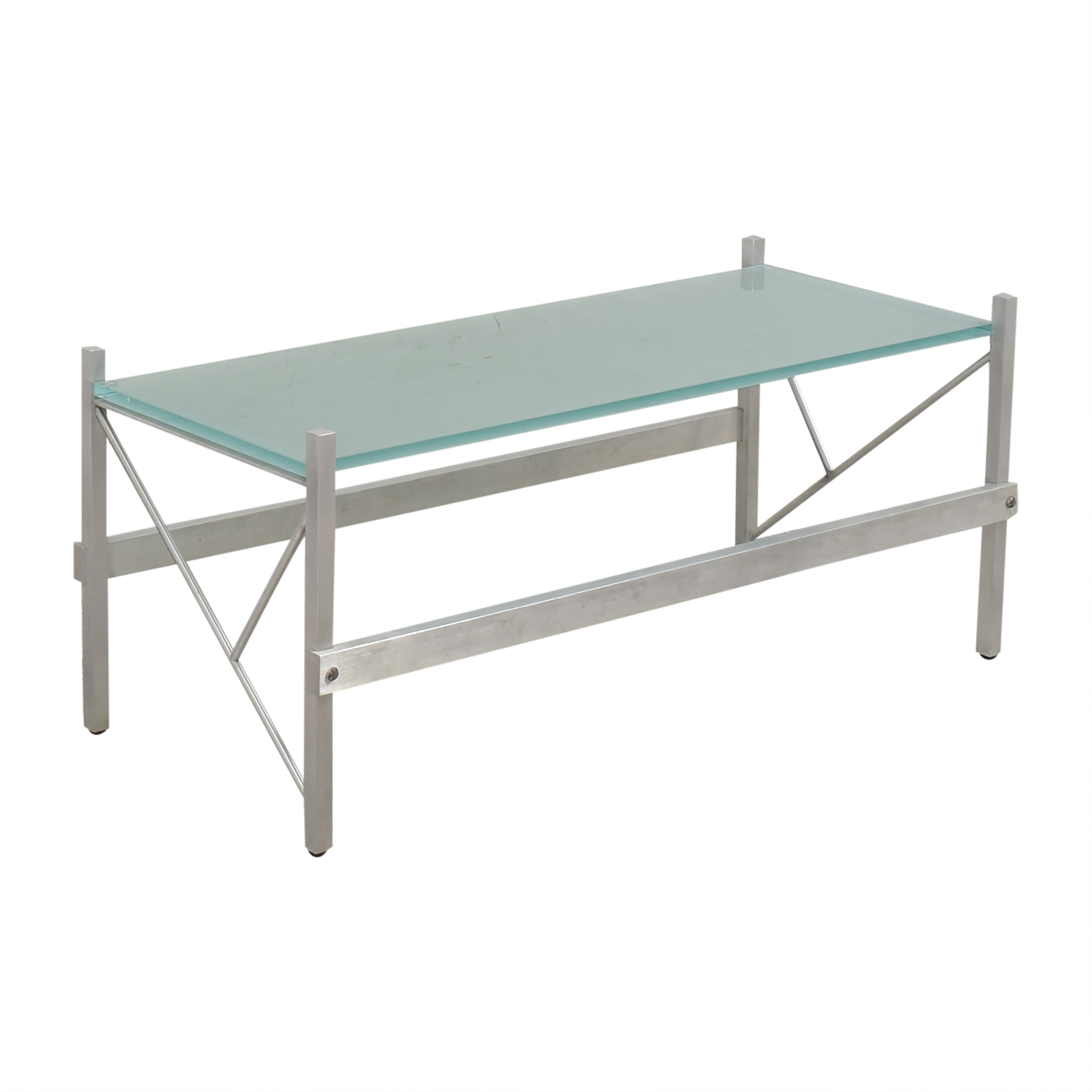 Pace Collection Pace Collection Contemporary Coffee Table Tables