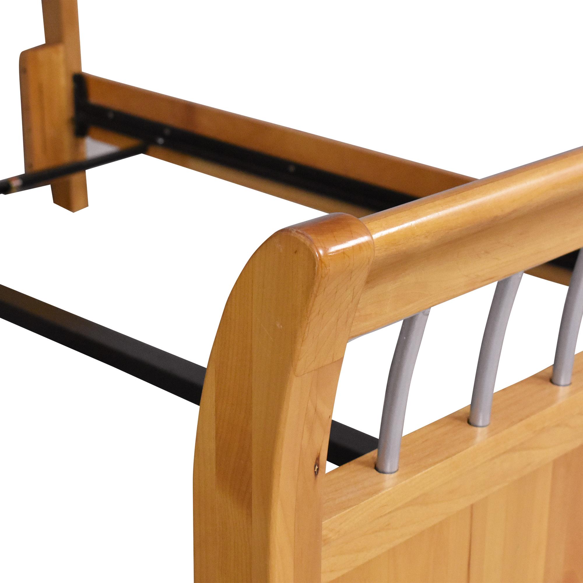 buy Graebel Queen Bed Graebel Bed Frames
