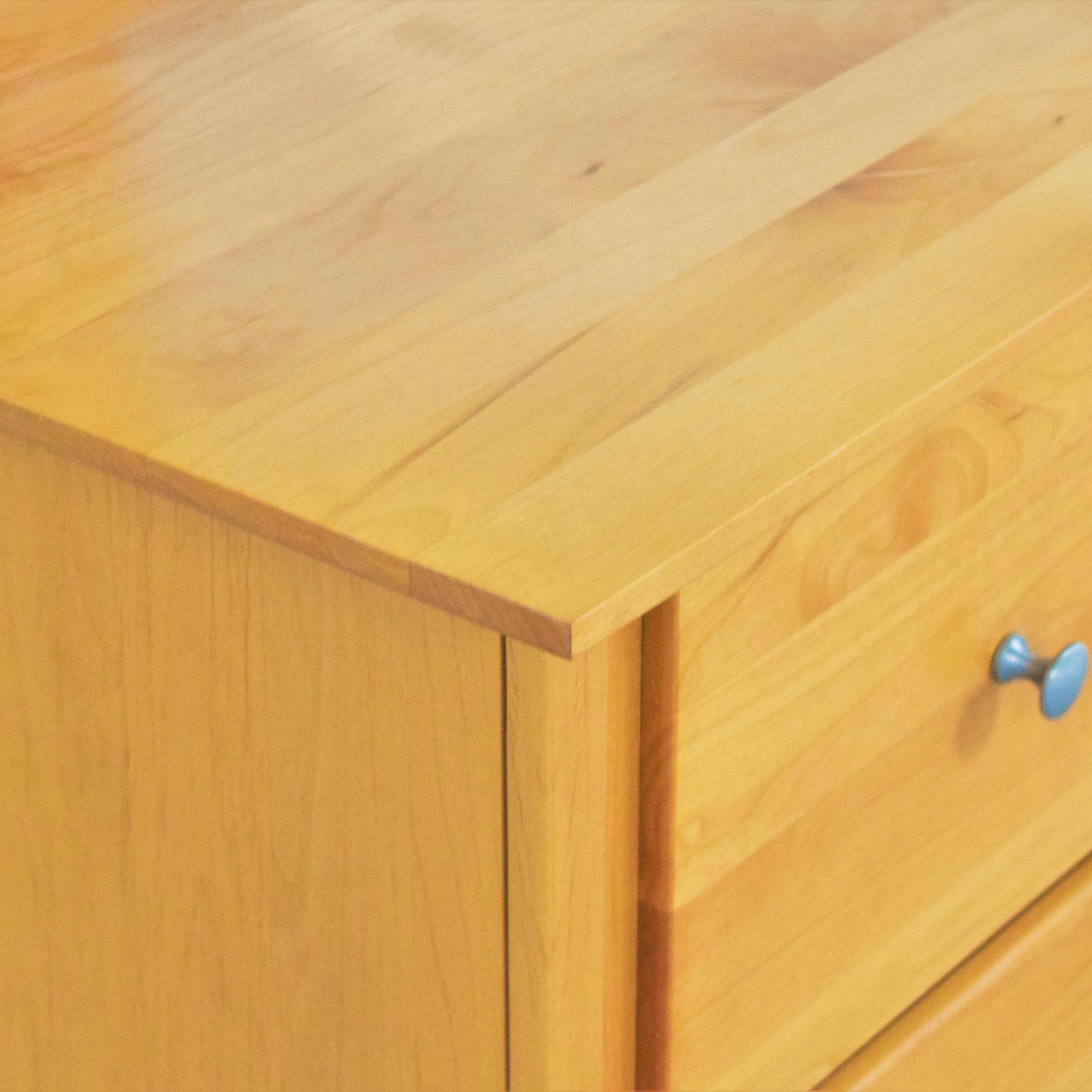 shop  Eight Drawer Triple Dresser with Mirror online