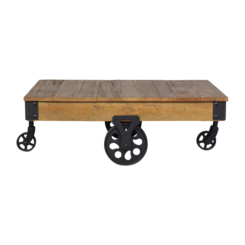 buy  Industrial Coffee Table online