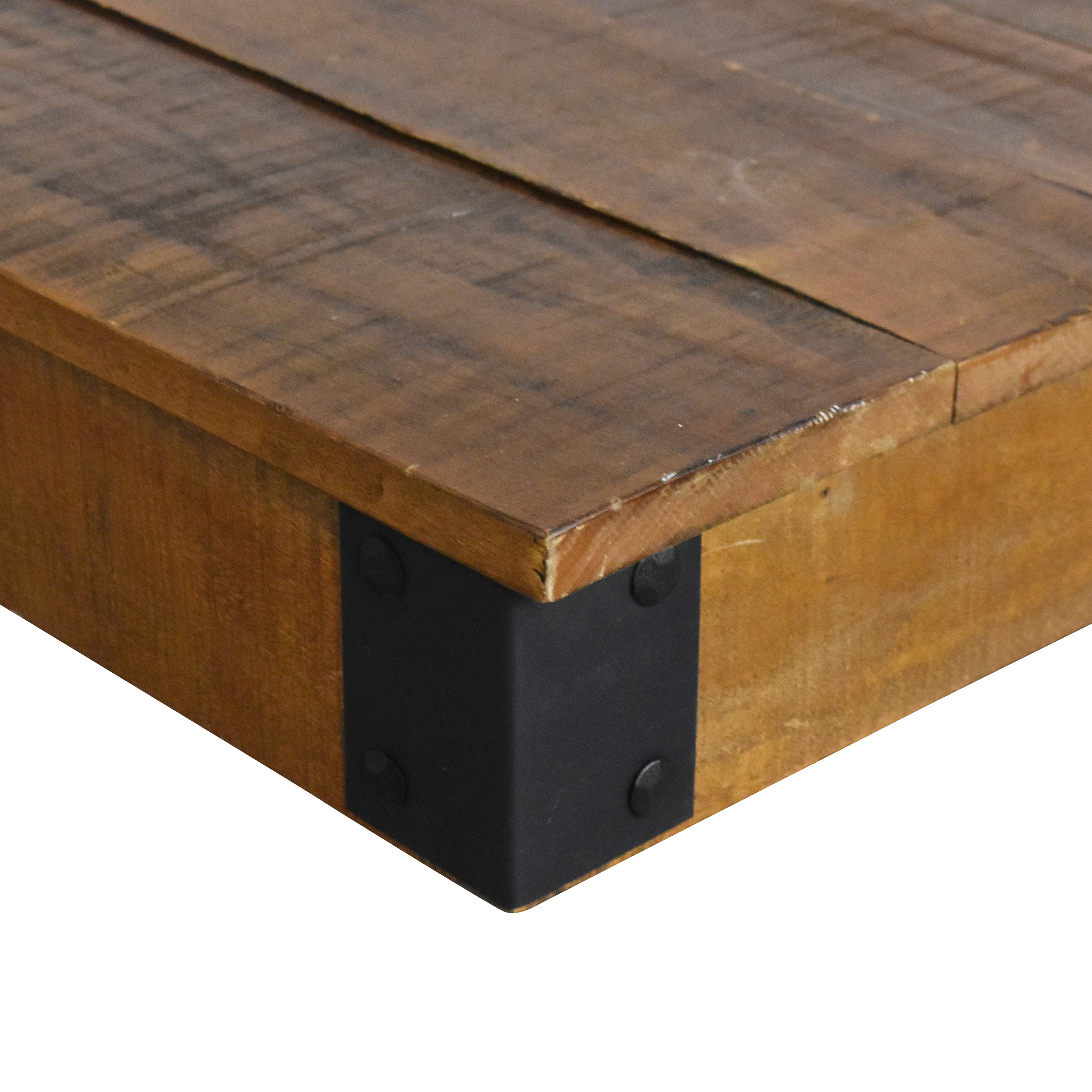 Industrial Coffee Table on sale