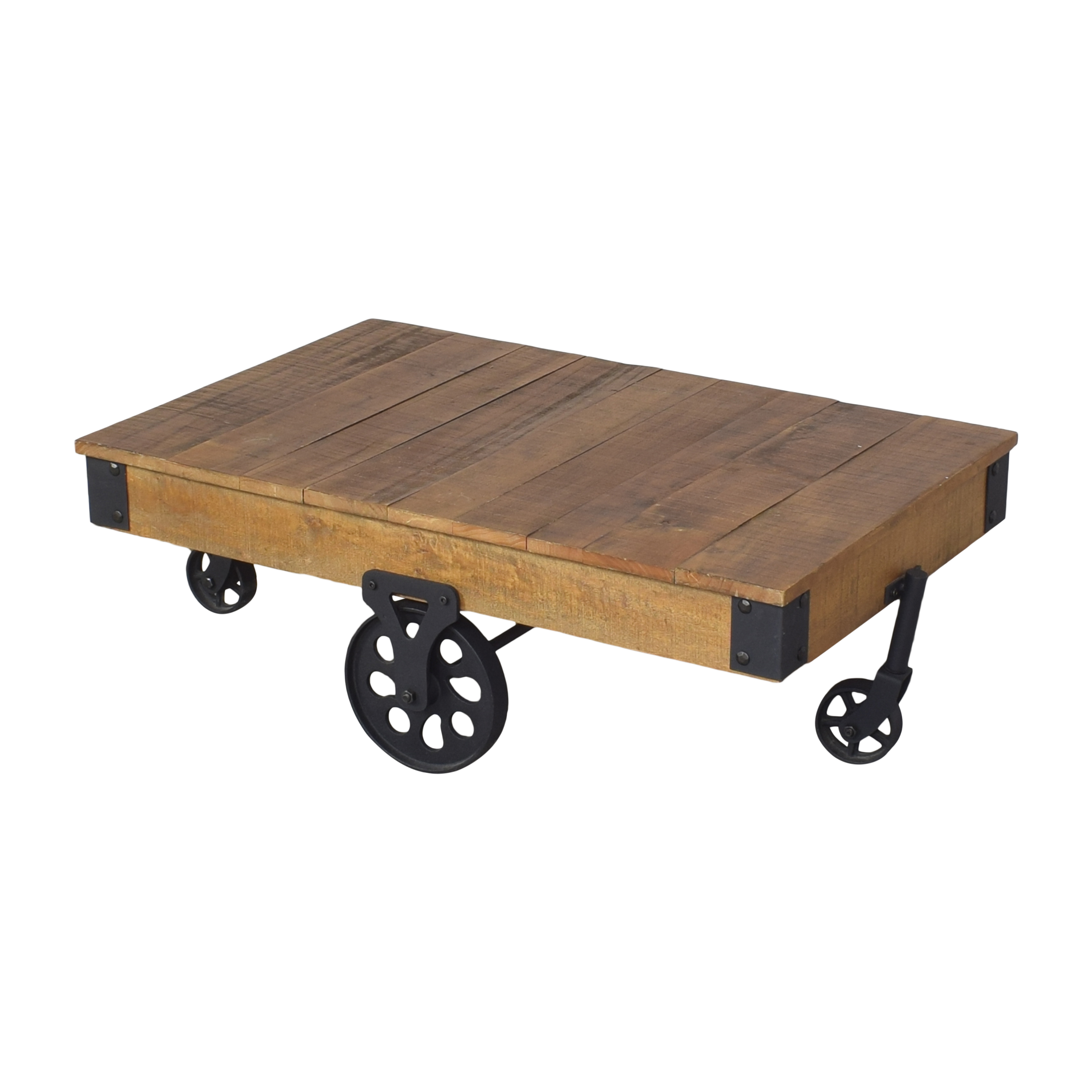 buy Industrial Coffee Table  Coffee Tables