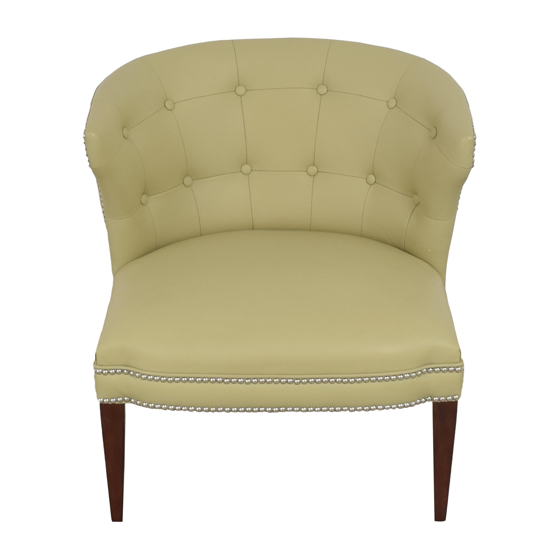 Global Views Global Views Klismos Tufted Chair discount