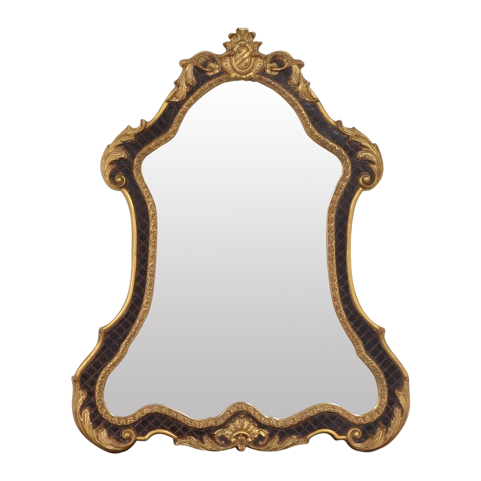buy Ethan Allen Italian Rococo Mirror Ethan Allen Mirrors