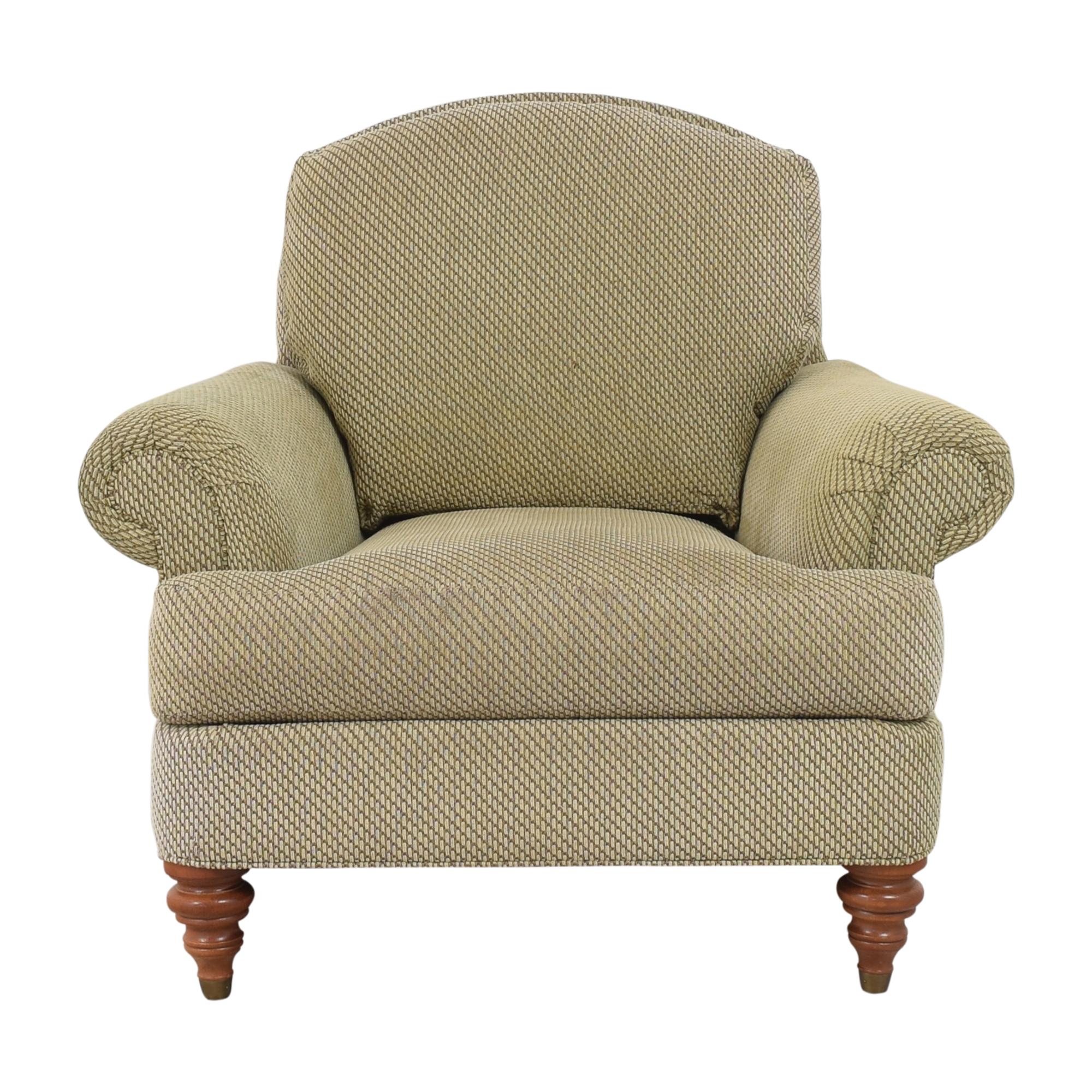 Ethan Allen Ethan Allen Hyde Chair Accent Chairs
