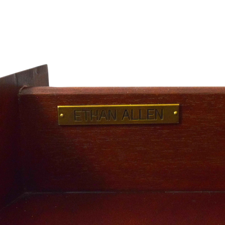 Ethan Allen Ethan Allen Townhouse Regan Demilune Buffet price