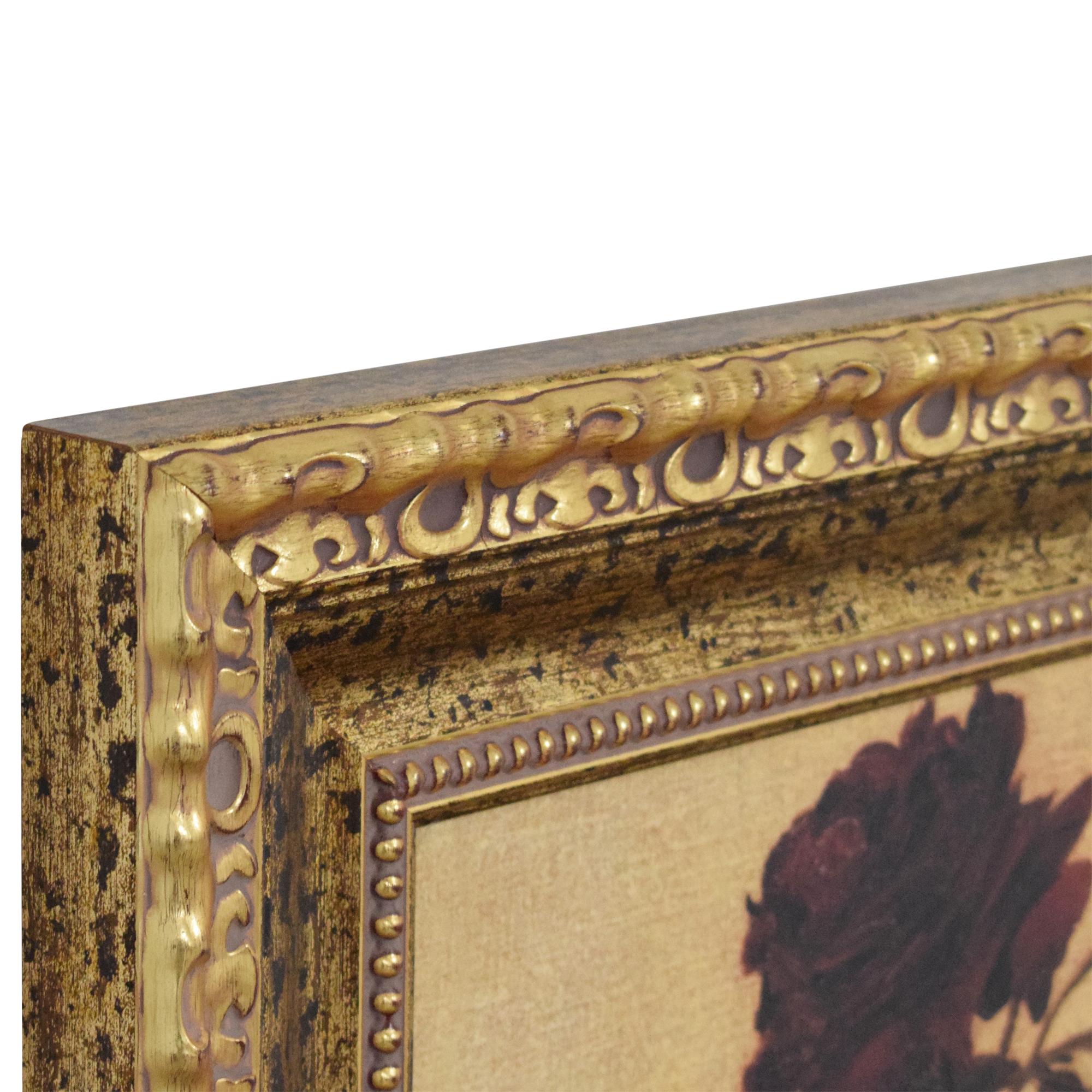 Ethan Allen Ethan Allen Roses Wall Art discount