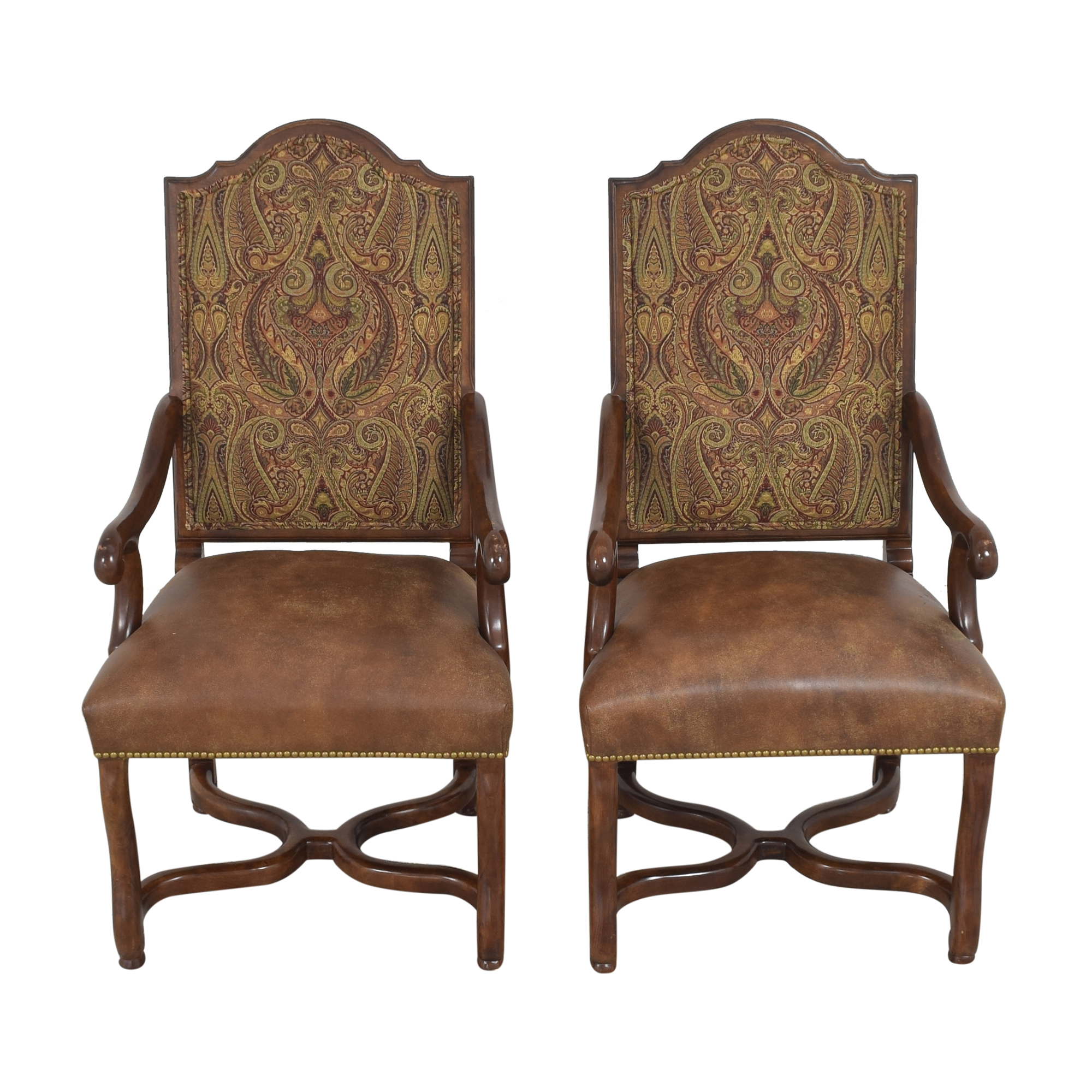 Century Furniture Mill Room Dining Chairs / Chairs