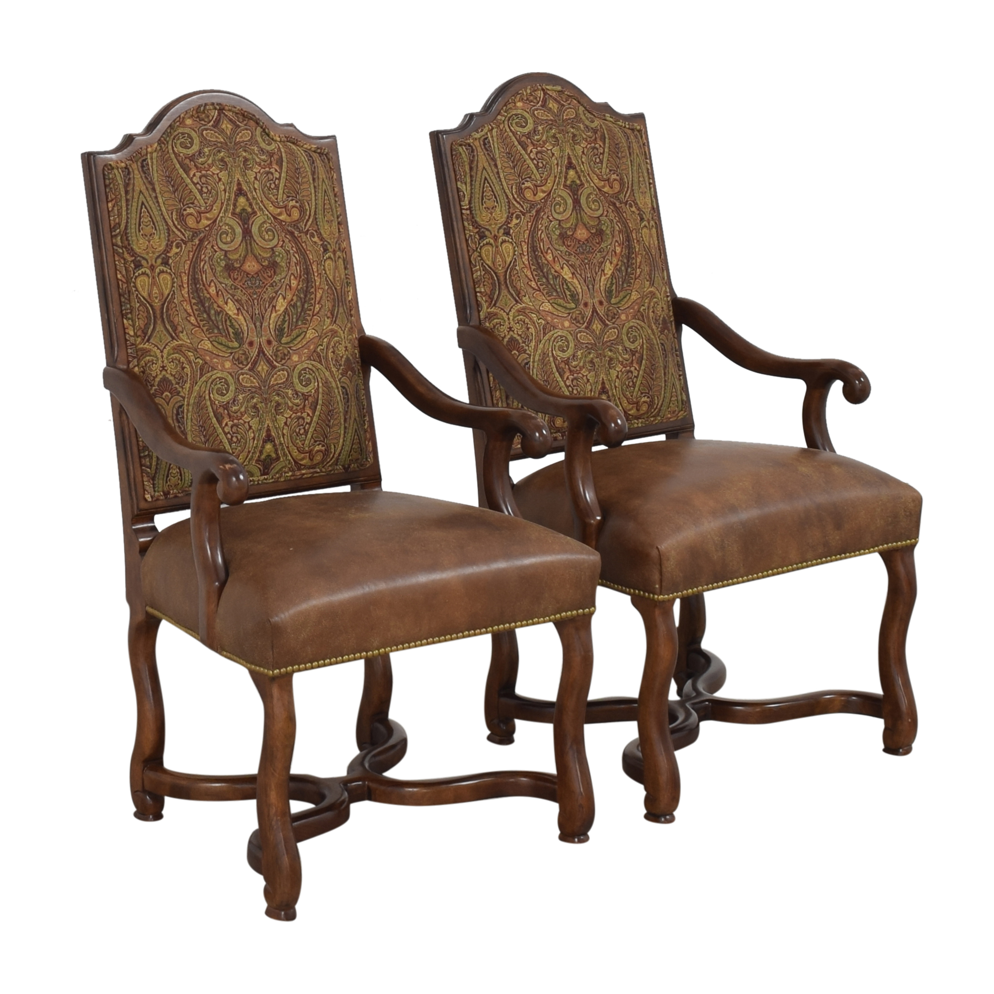 Century Furniture Century Furniture Mill Room Dining Chairs pa