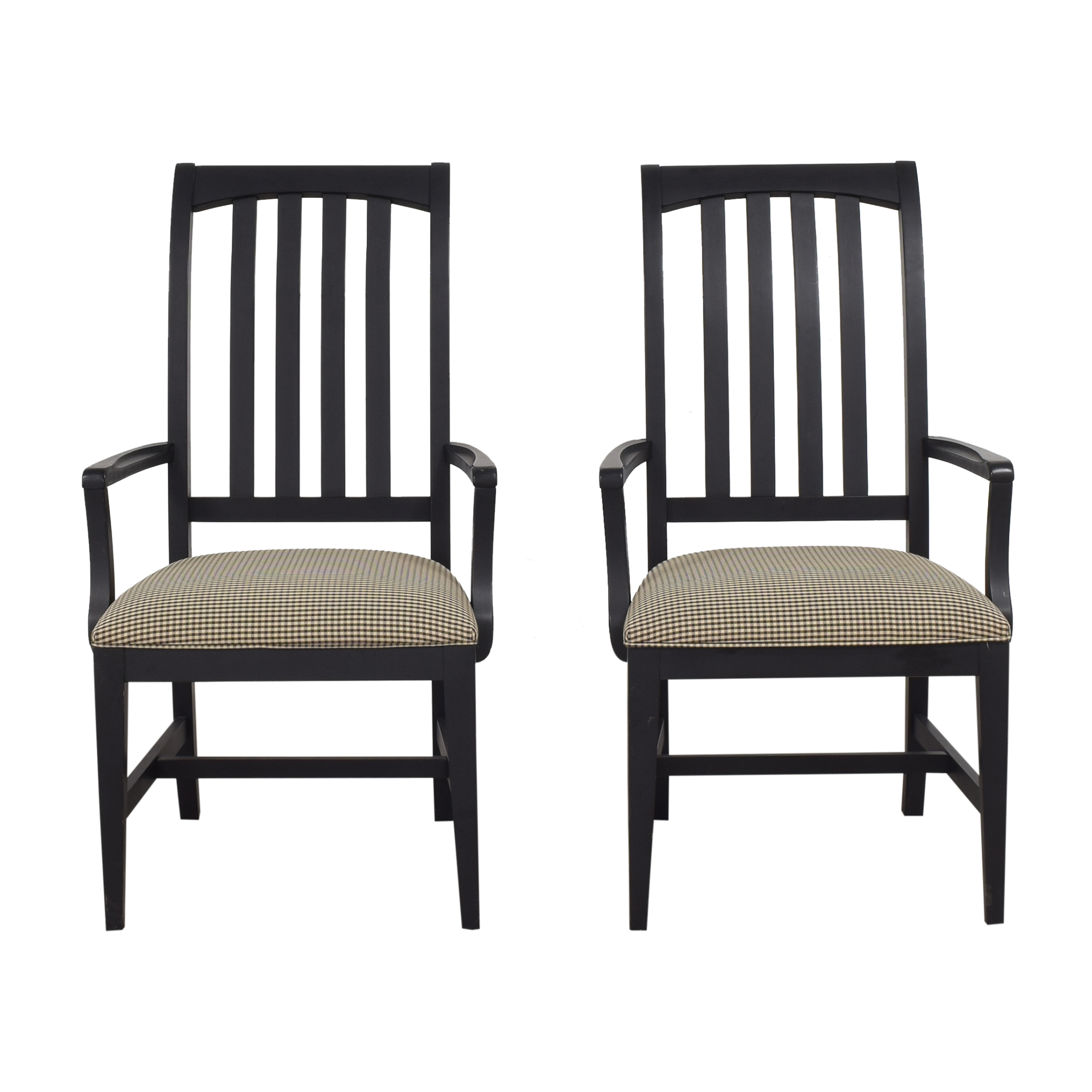Ethan Allen Ethan Allen American Impressions Dining Arm Chairs