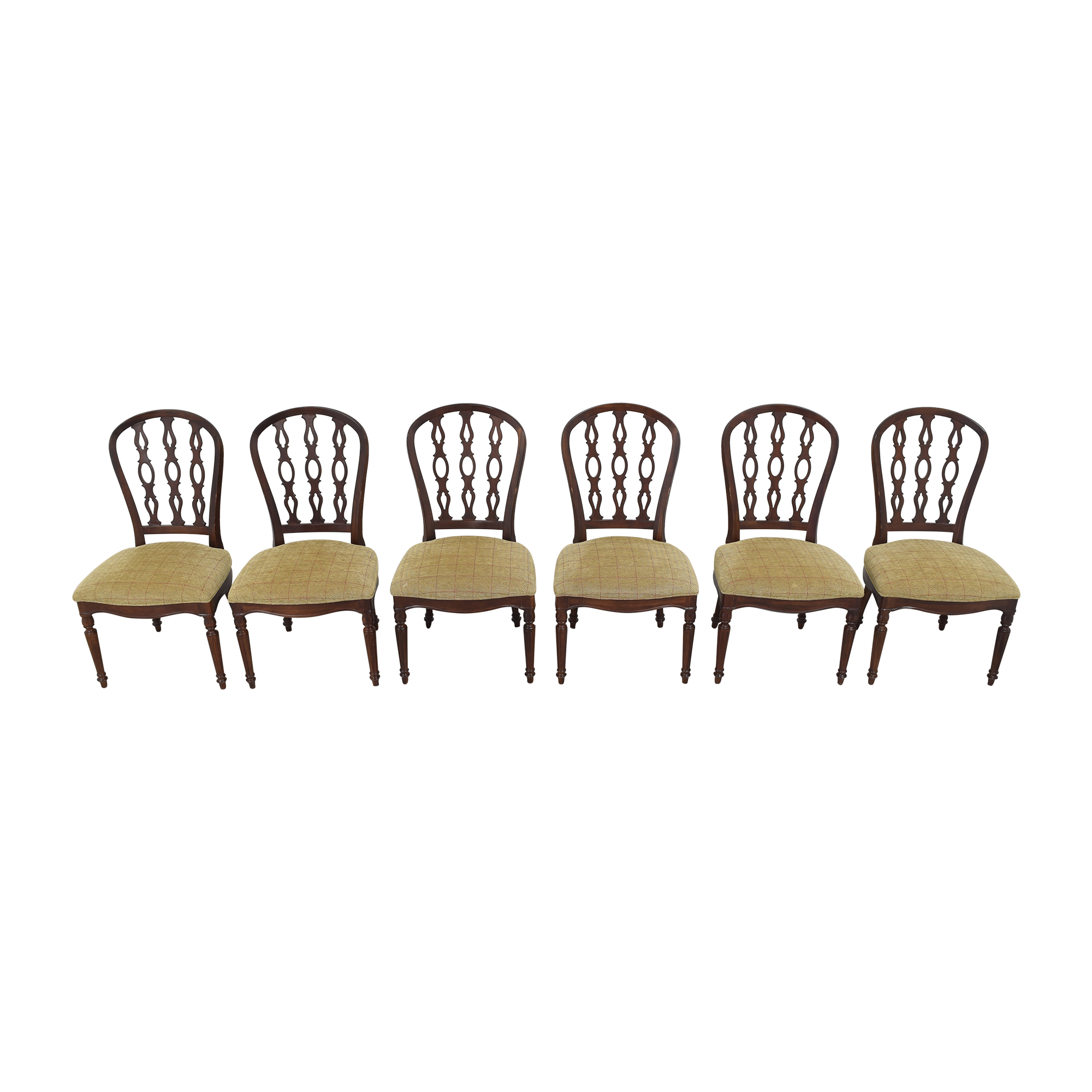 Century Furniture Dining Side Chairs Century Furniture