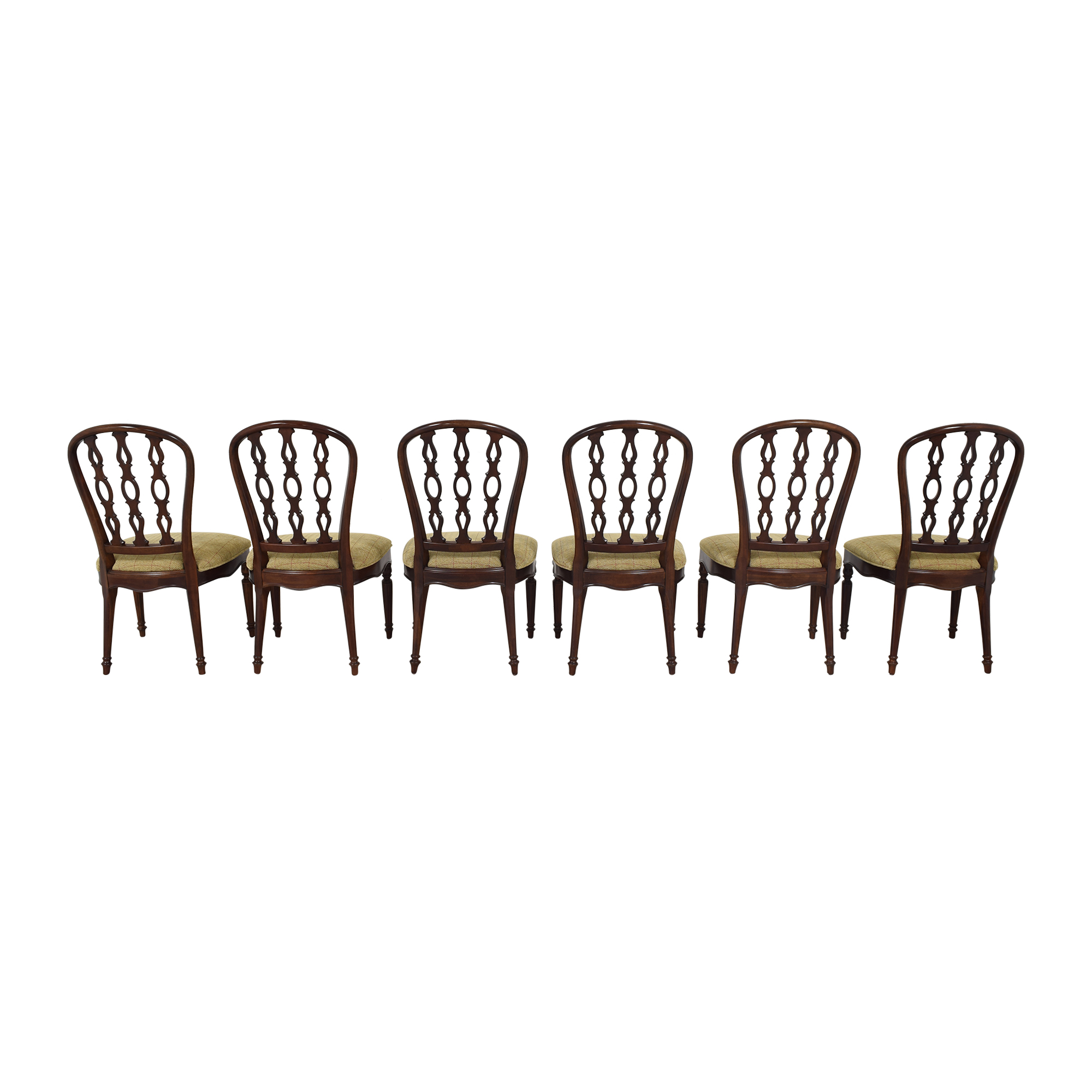 Century Furniture Century Furniture Dining Side Chairs
