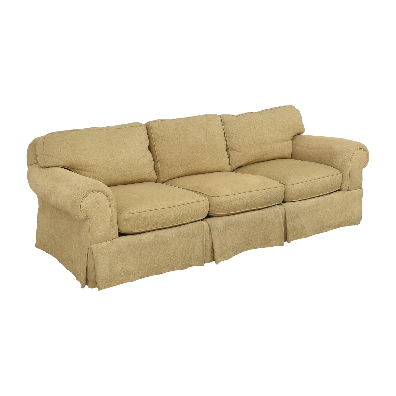 Lee Industries Lee Industries Skirted Sofa for sale